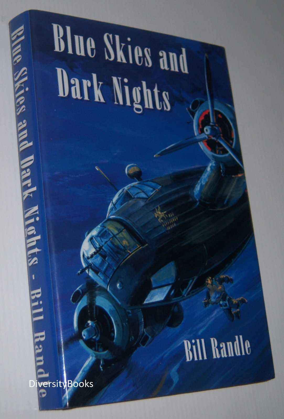 Image for BLUE SKIES AND DARK NIGHTS