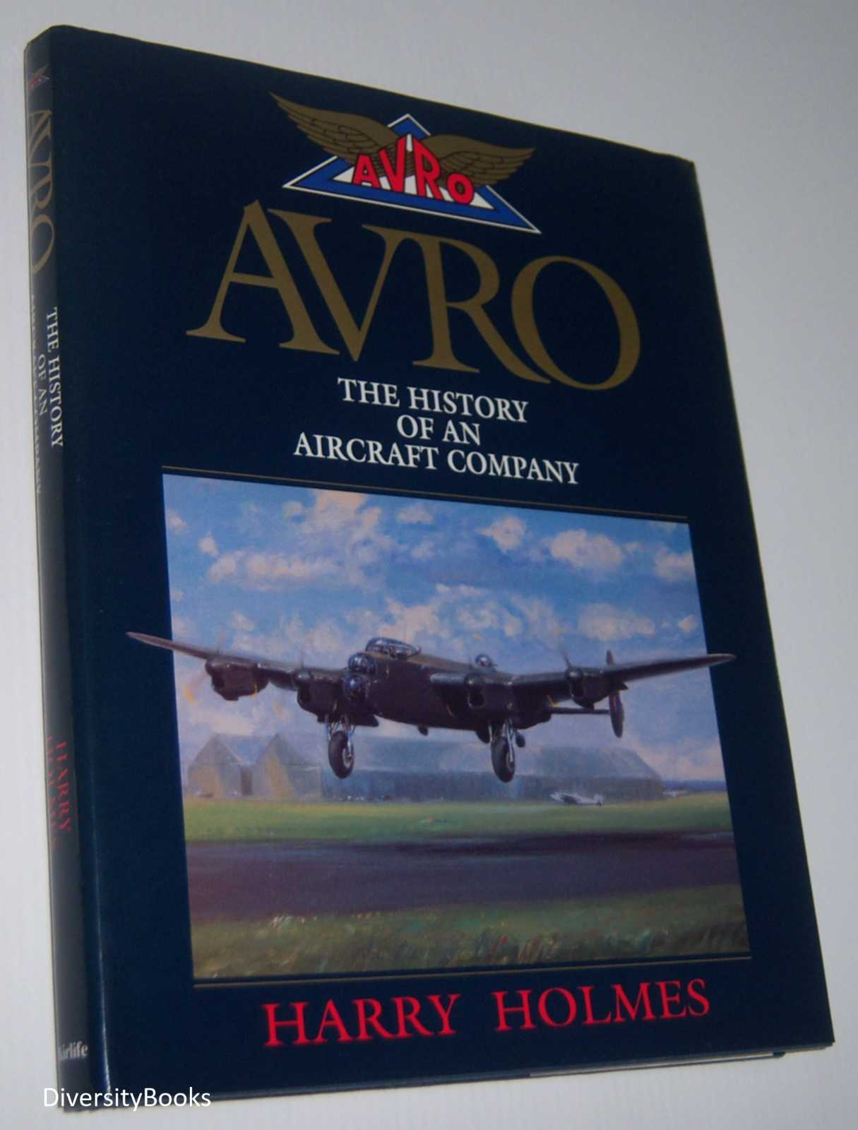 Image for AVRO: The History of an Aircraft Company
