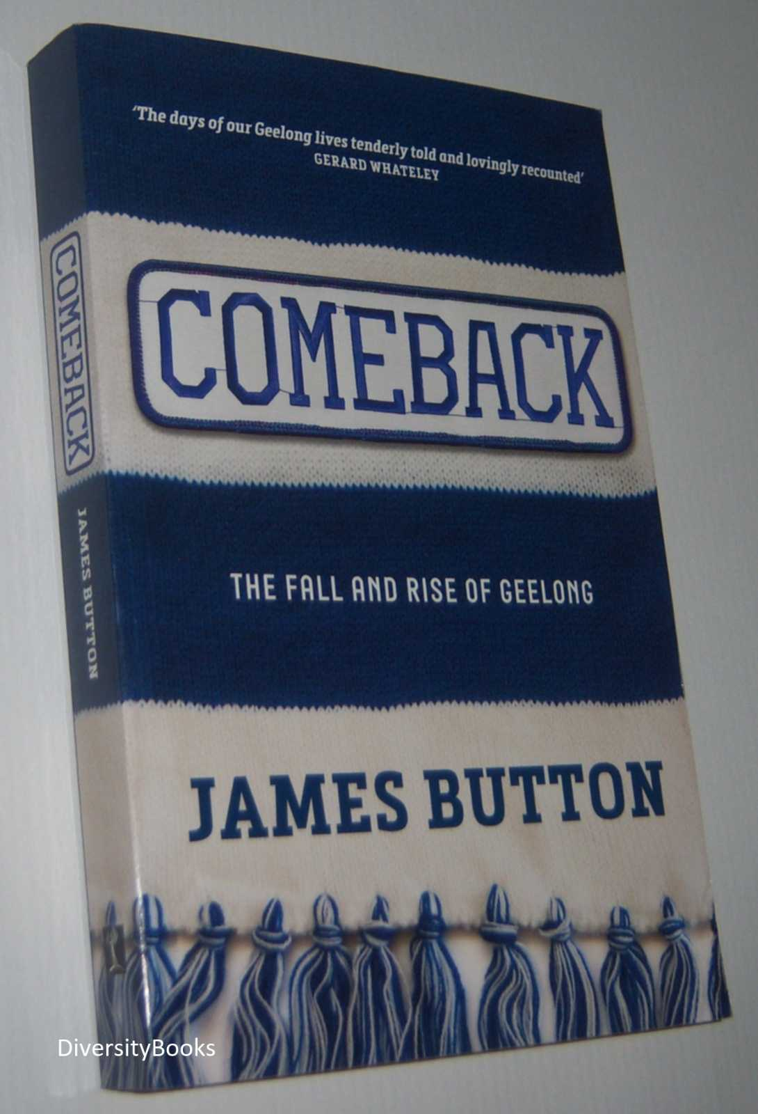 Image for COMEBACK: The Fall and Rise of Geelong
