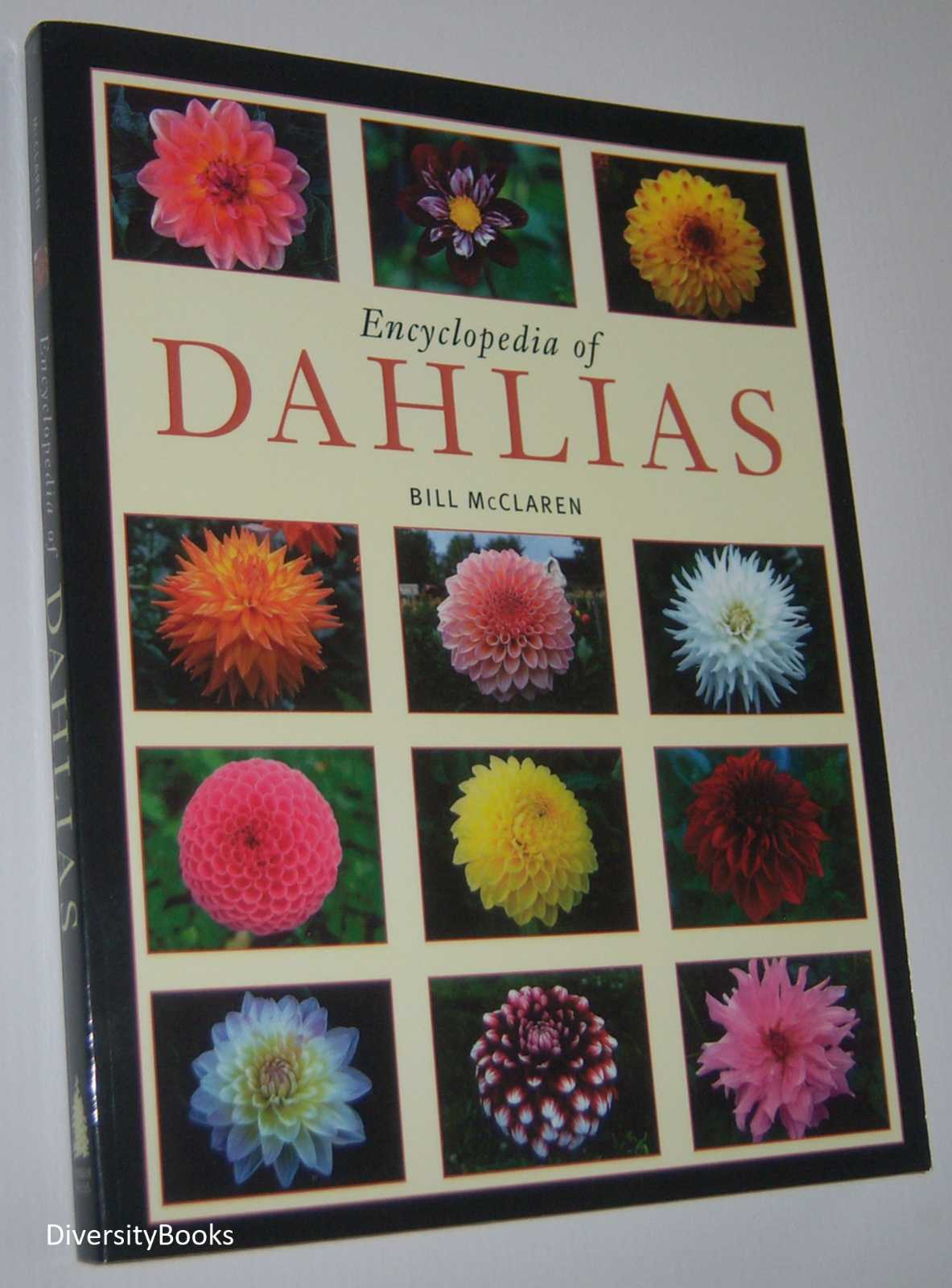 Image for ENCYCLOPEDIA OF DAHLIAS