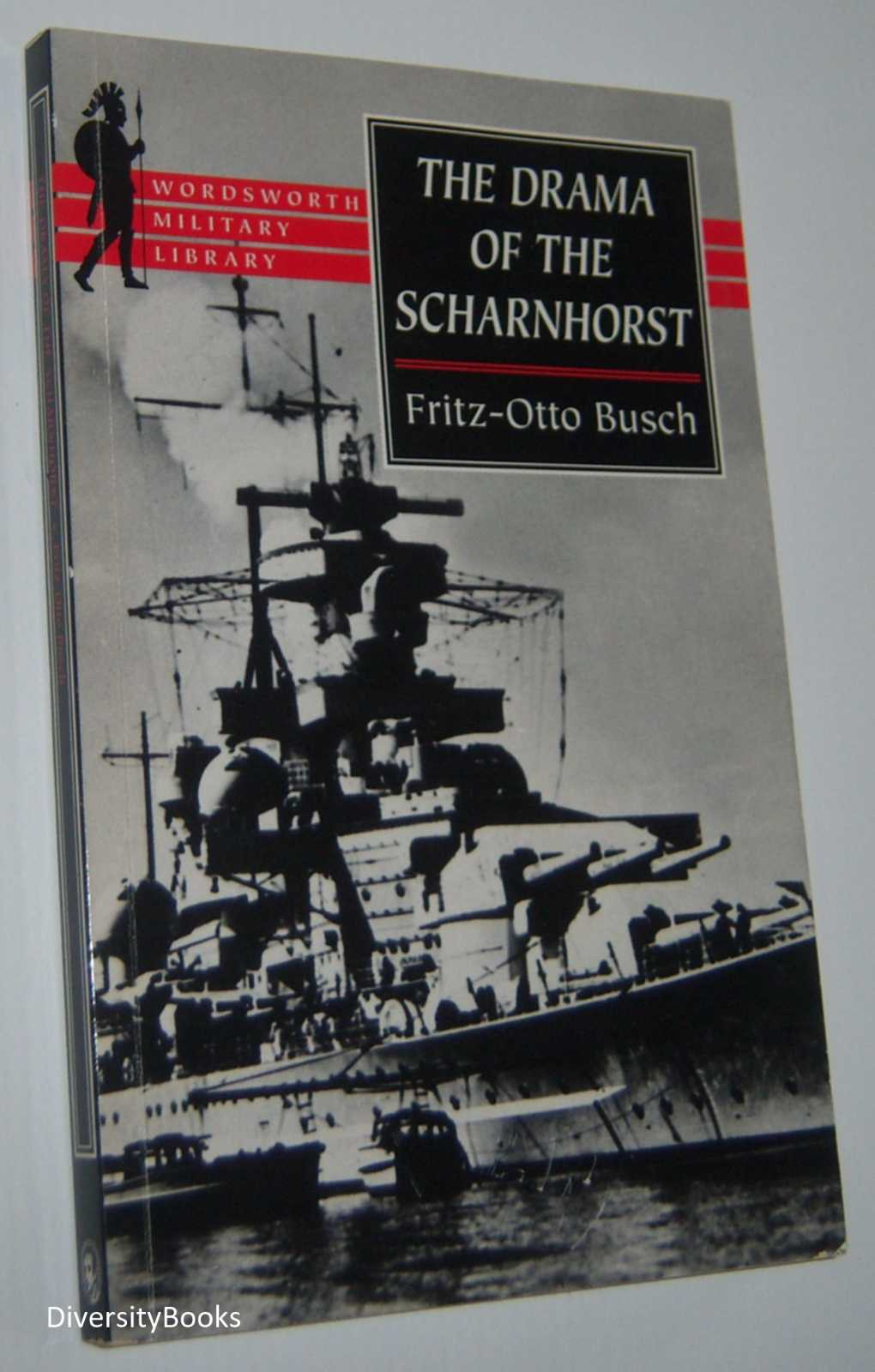 Image for THE DRAMA OF THE SCHARNHORST. A Factual  Account from the German Viewpoint  (English Edition)