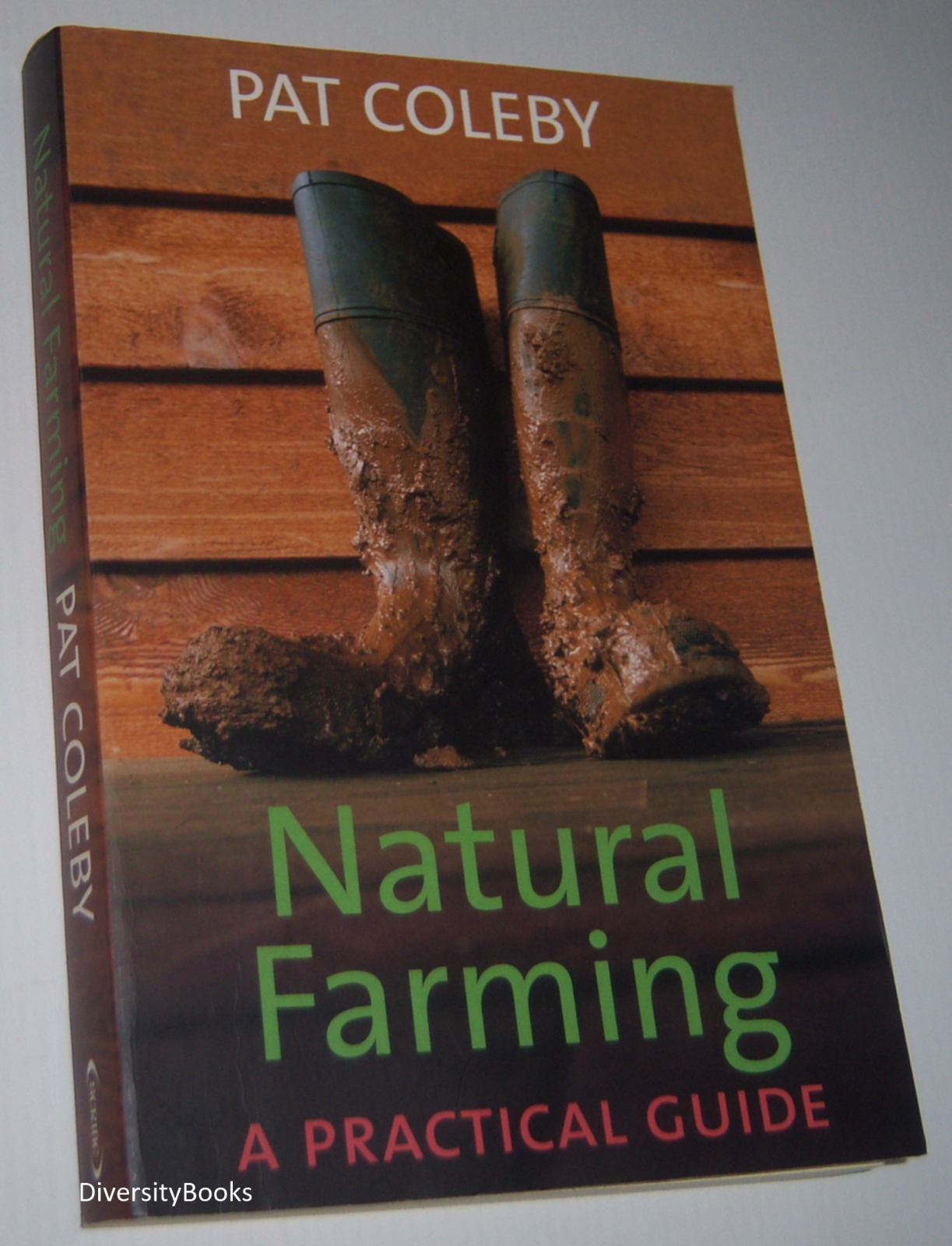 Image for NATURAL FARMING: A Practical Guide