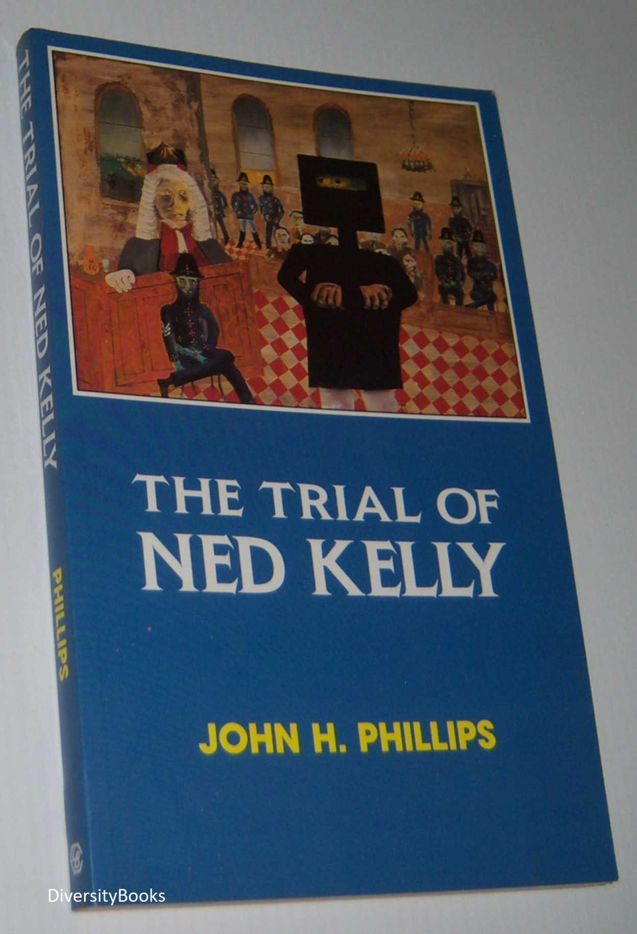 Image for THE TRIAL OF NED KELLY
