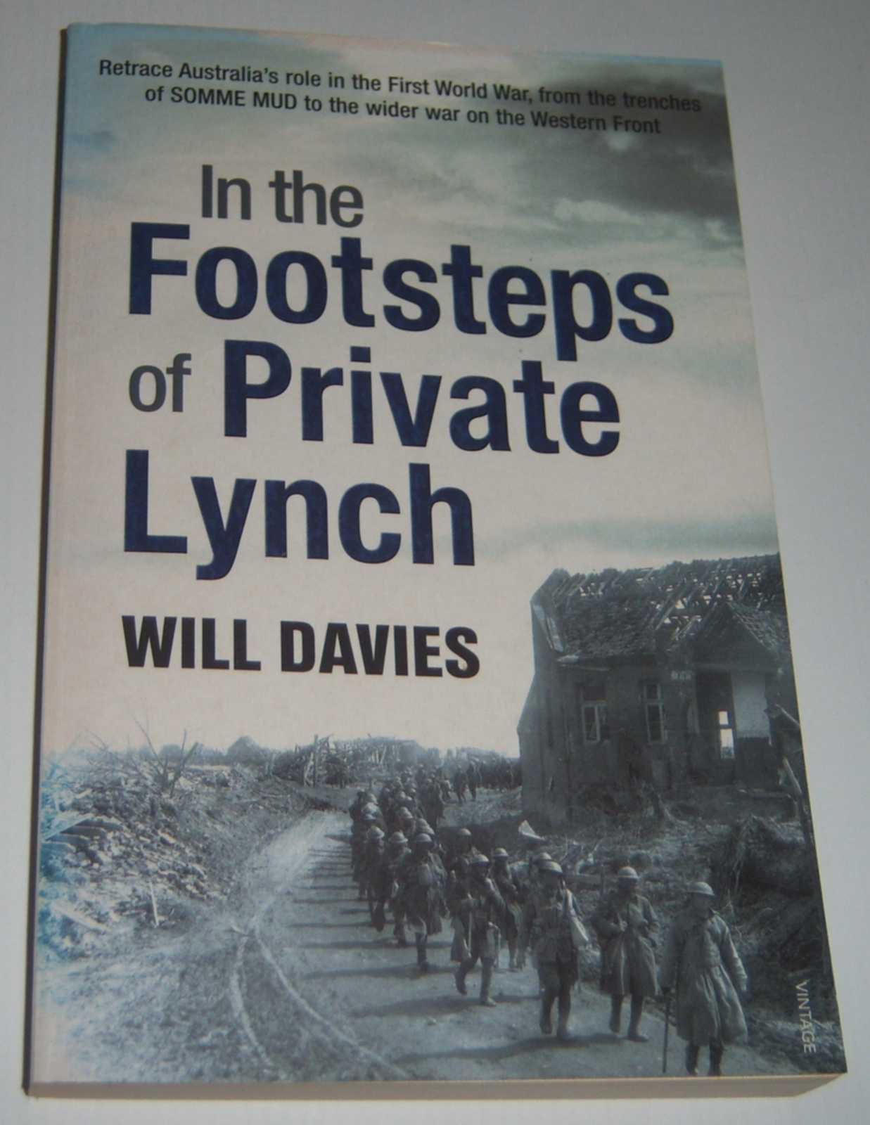 Image for IN THE FOOTSTEPS OF PRIVATE LYNCH
