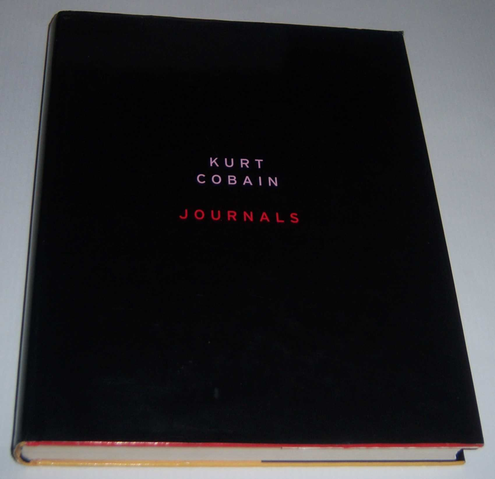 Image for KURT COBAIN JOURNALS