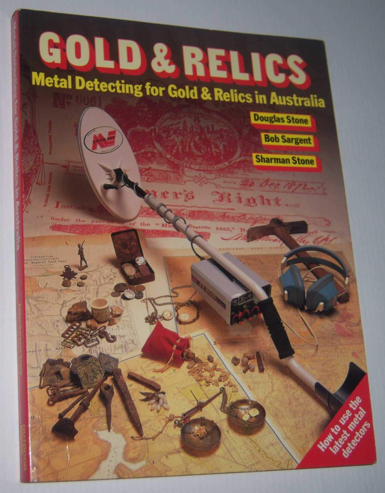 Image for METAL DETECTING FOR GOLD AND RELICS IN AUSTRALIA