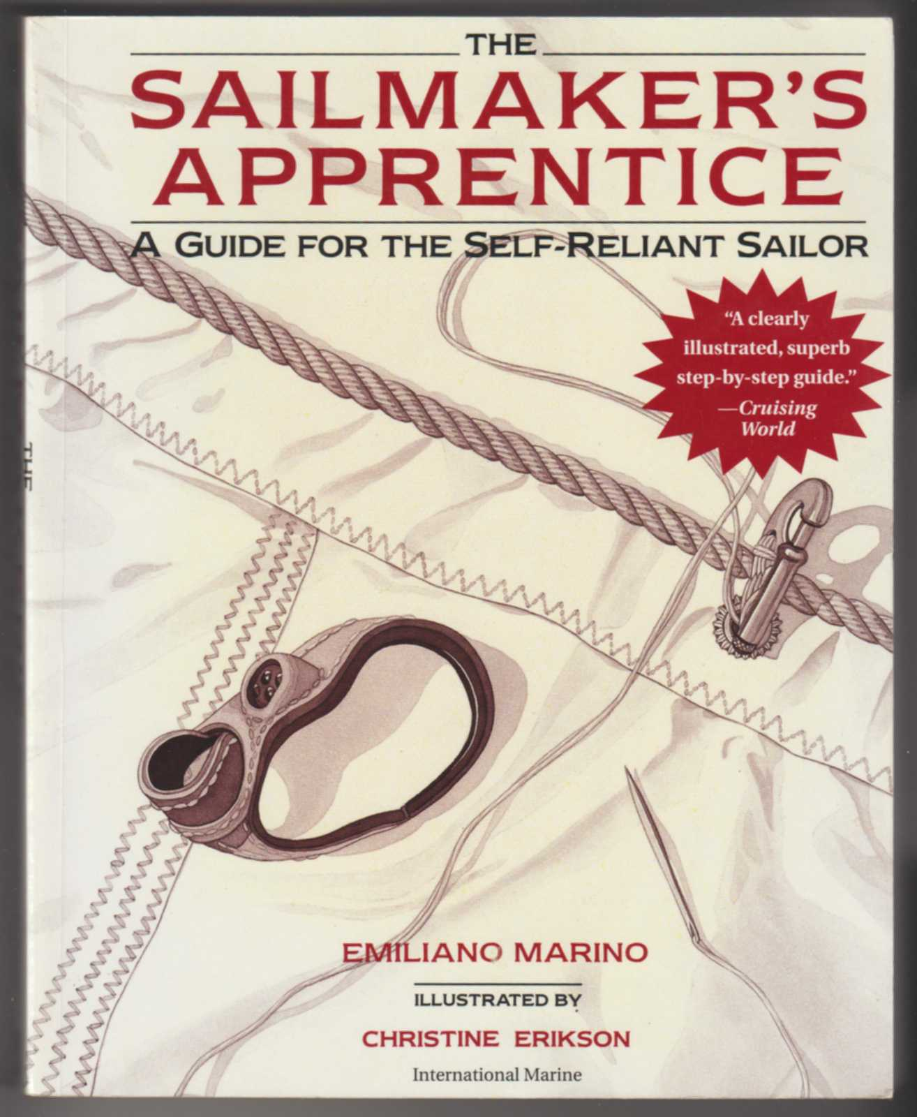 Image for THE SAILMAKER'S APPRENTICE: A Guide for the Self-Reliant Sailor