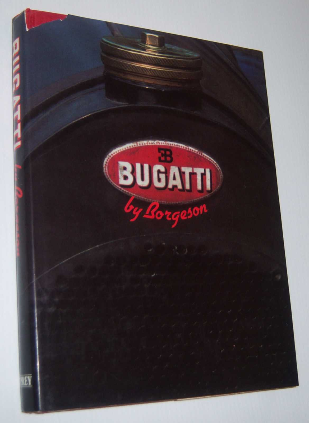 Image for BUGATTI BY BORGESON: The Dynamics of Mythology