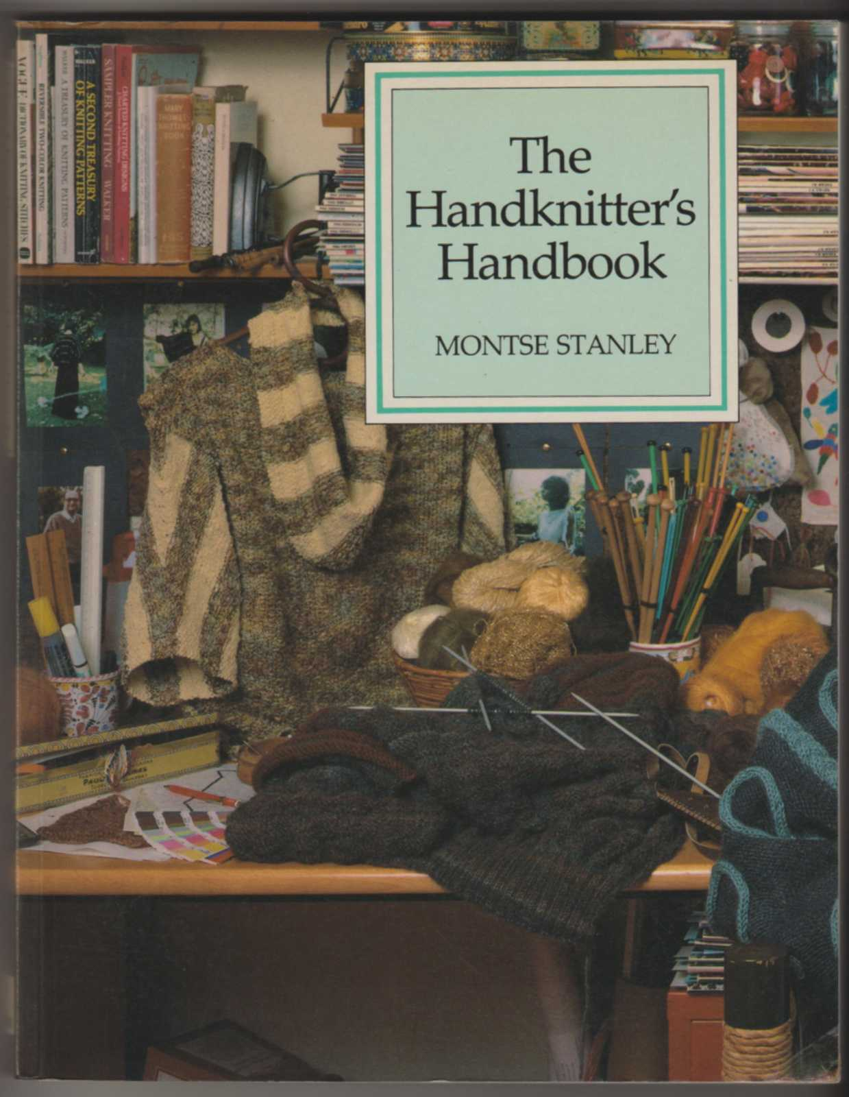 Image for THE HANDKNITTER'S HANDBOOK