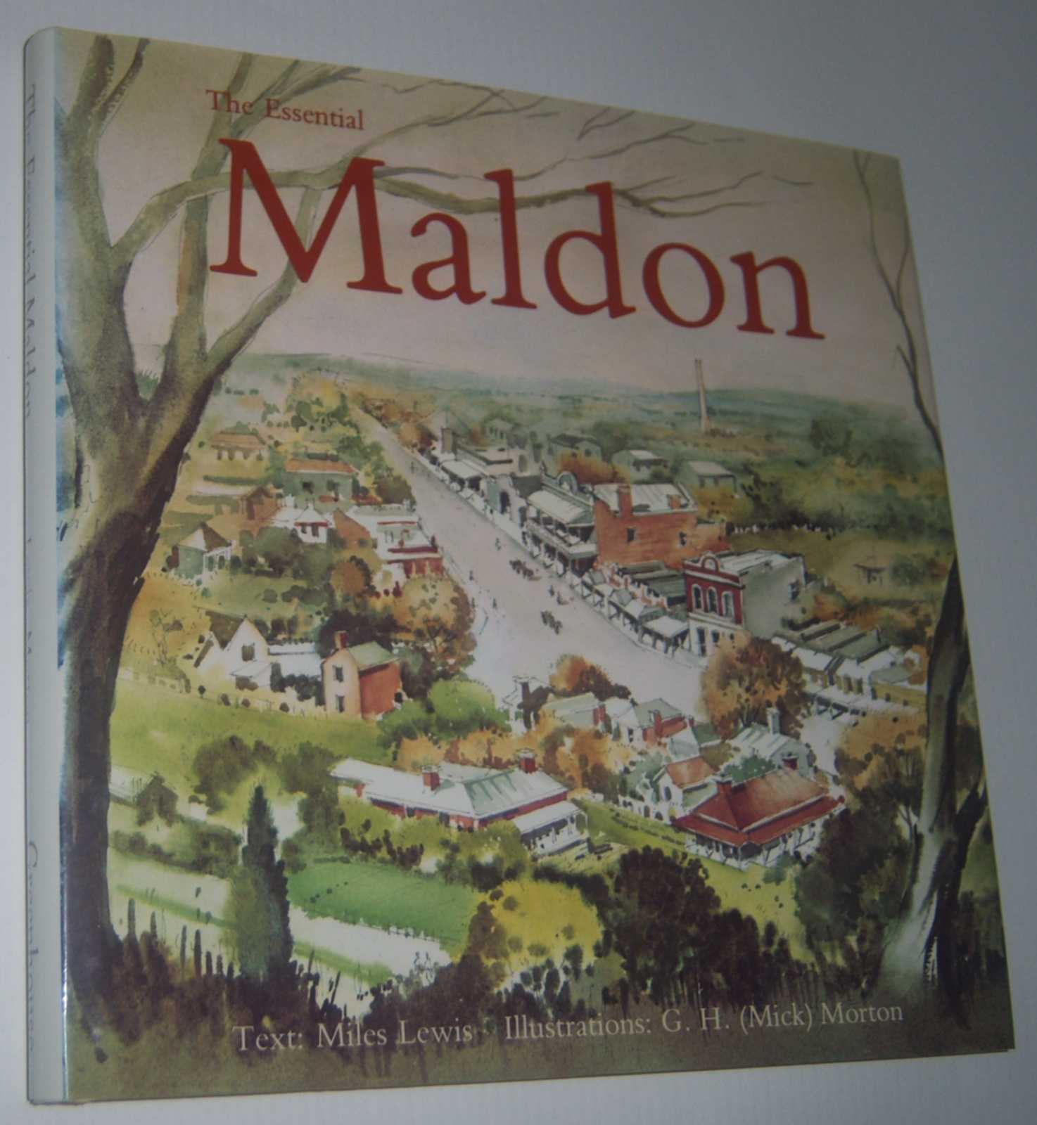 Image for THE ESSENTIAL MALDON. Illustrated by G.H. (Mick) Morton