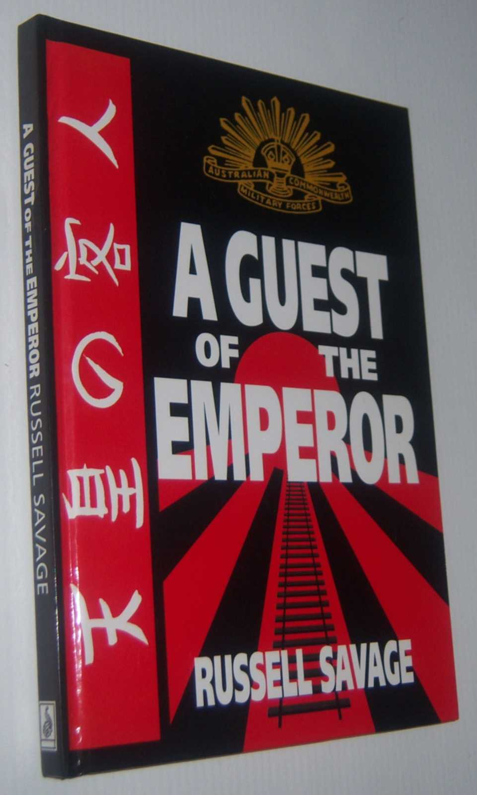 Image for A GUEST OF THE EMPEROR (Signed Copy)