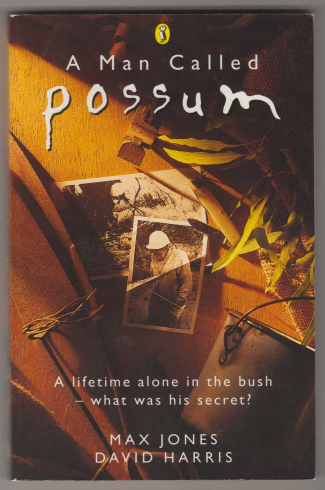Image for A MAN CALLED POSSUM