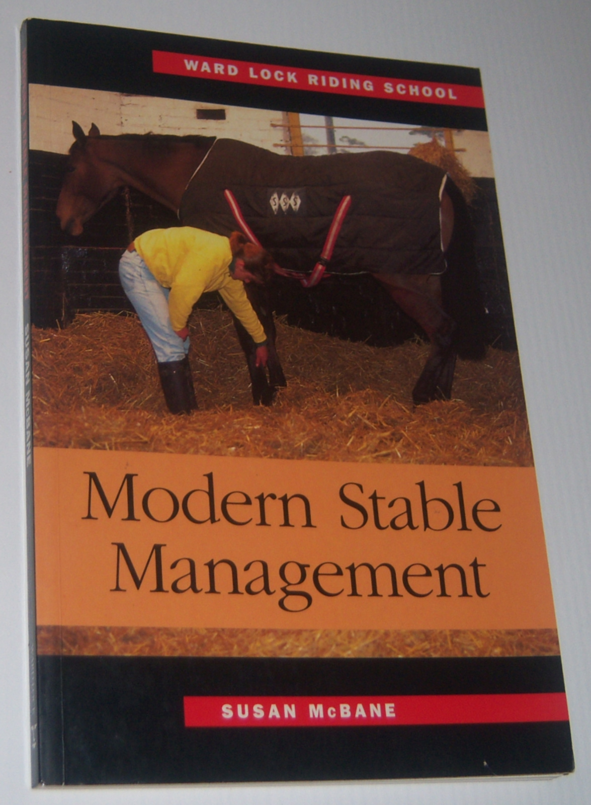 Image for MODERN STABLE MANAGEMENT