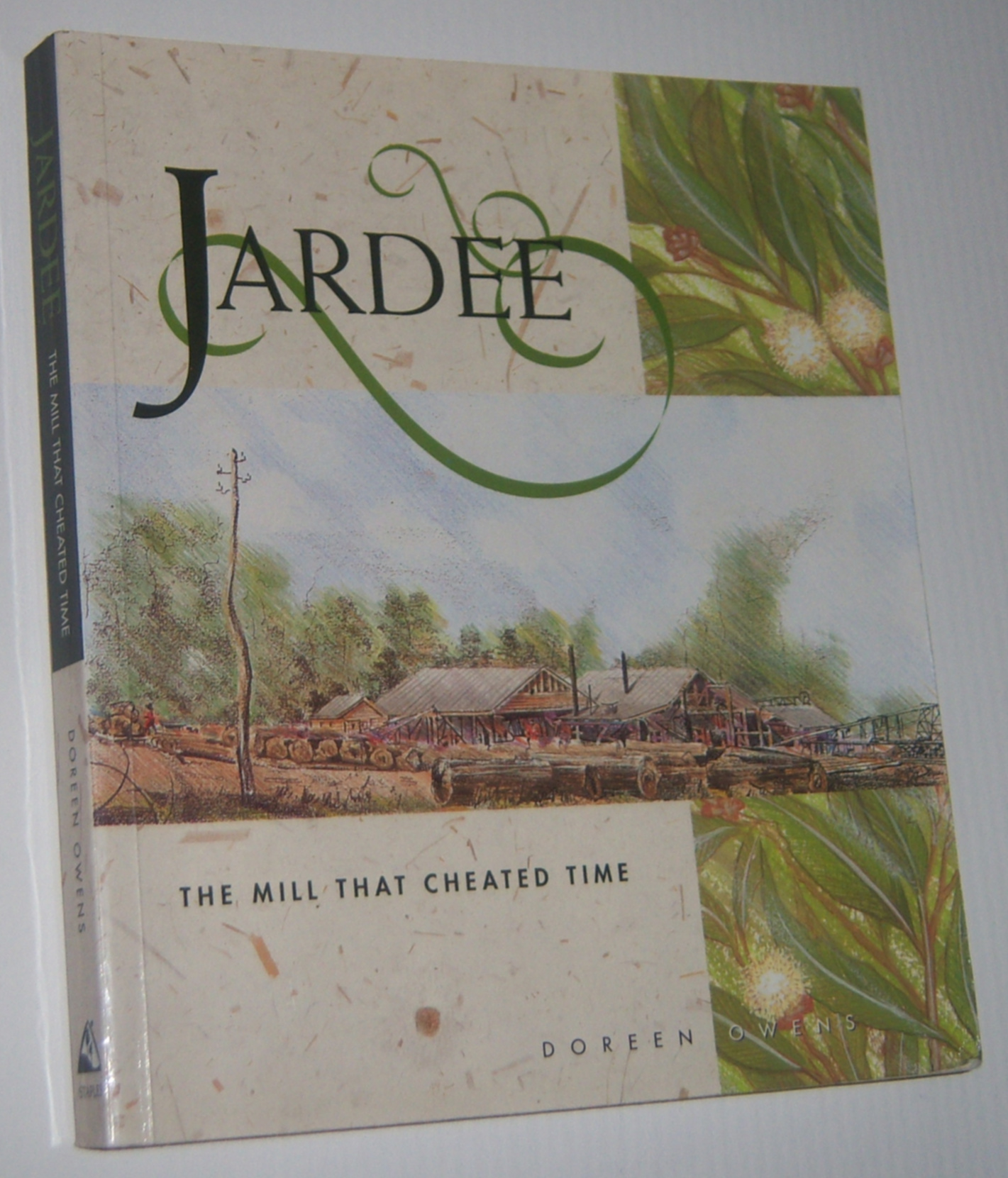 Image for JARDEE: The Mill That Cheated Time