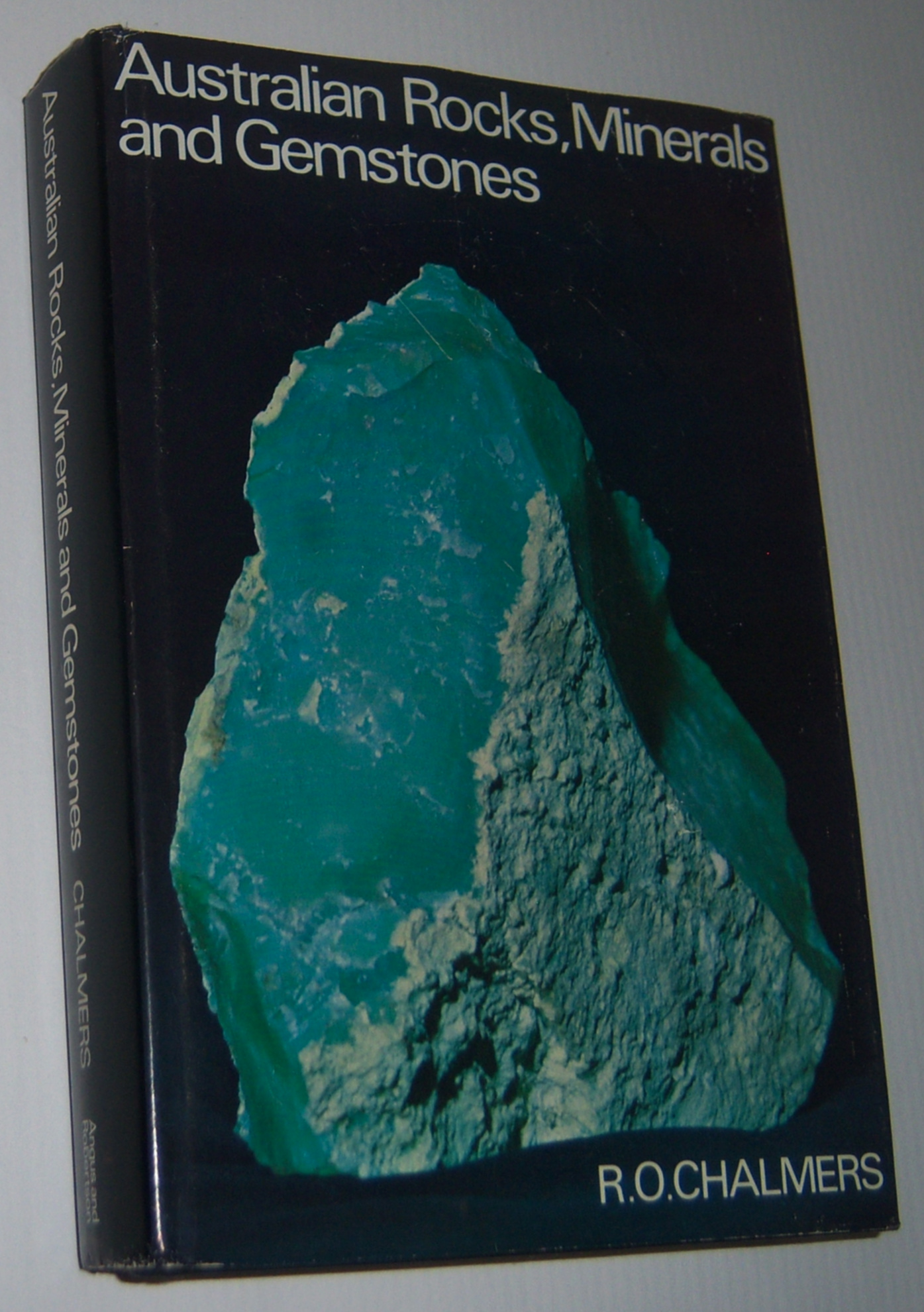 Image for AUSTRALIAN ROCKS, MINERALS AND GEMSTONES