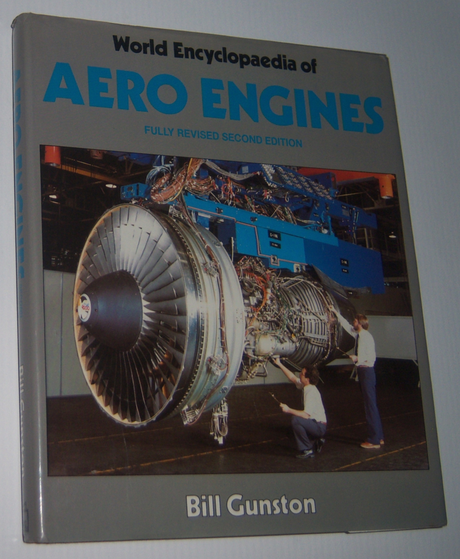 Image for WORLD ENCYCLOPEDIA OF AERO ENGINES (Fully revised Second Edition)
