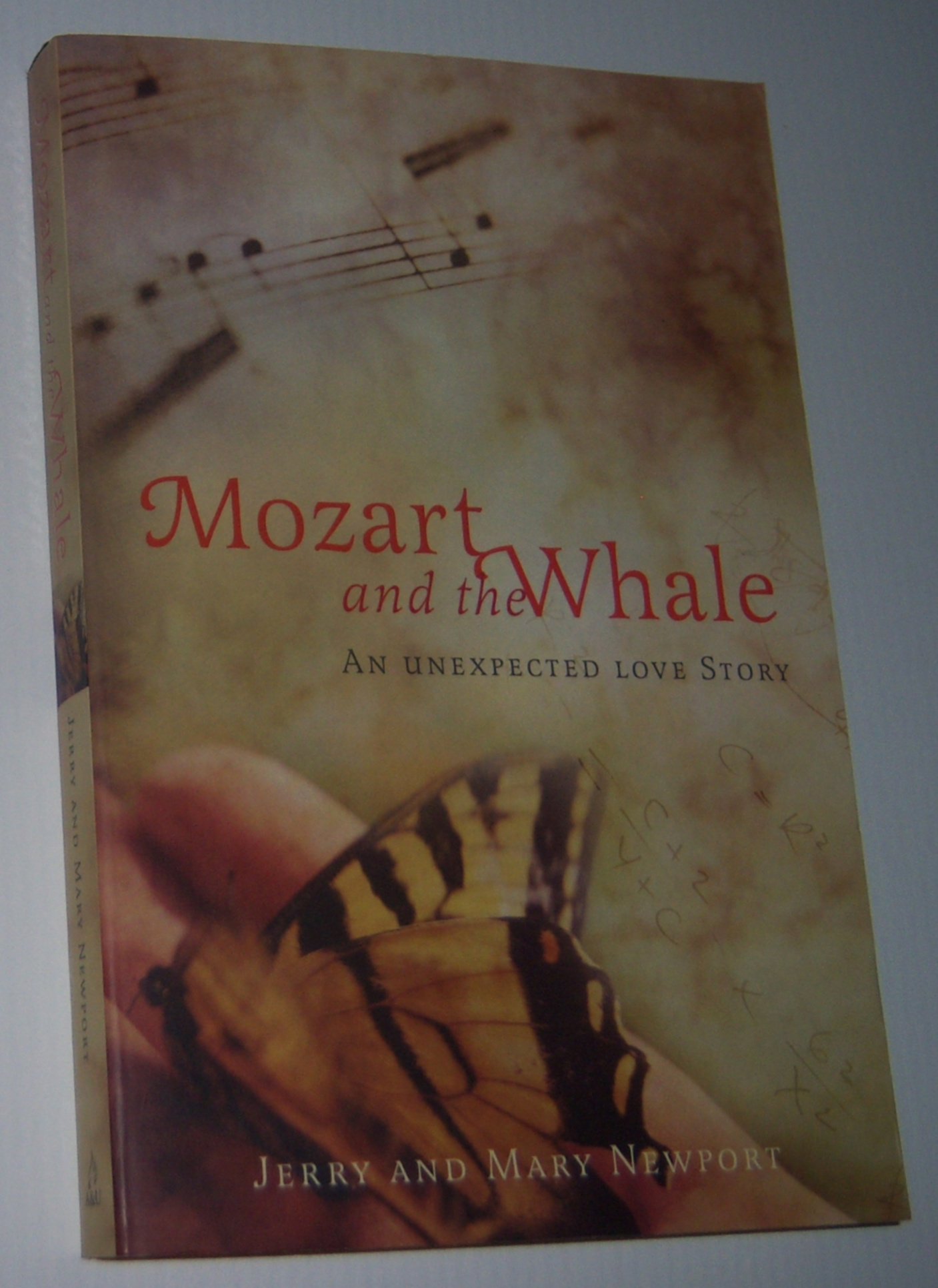Image for MOZART AND THE WHALE: An Unexpected Love Story