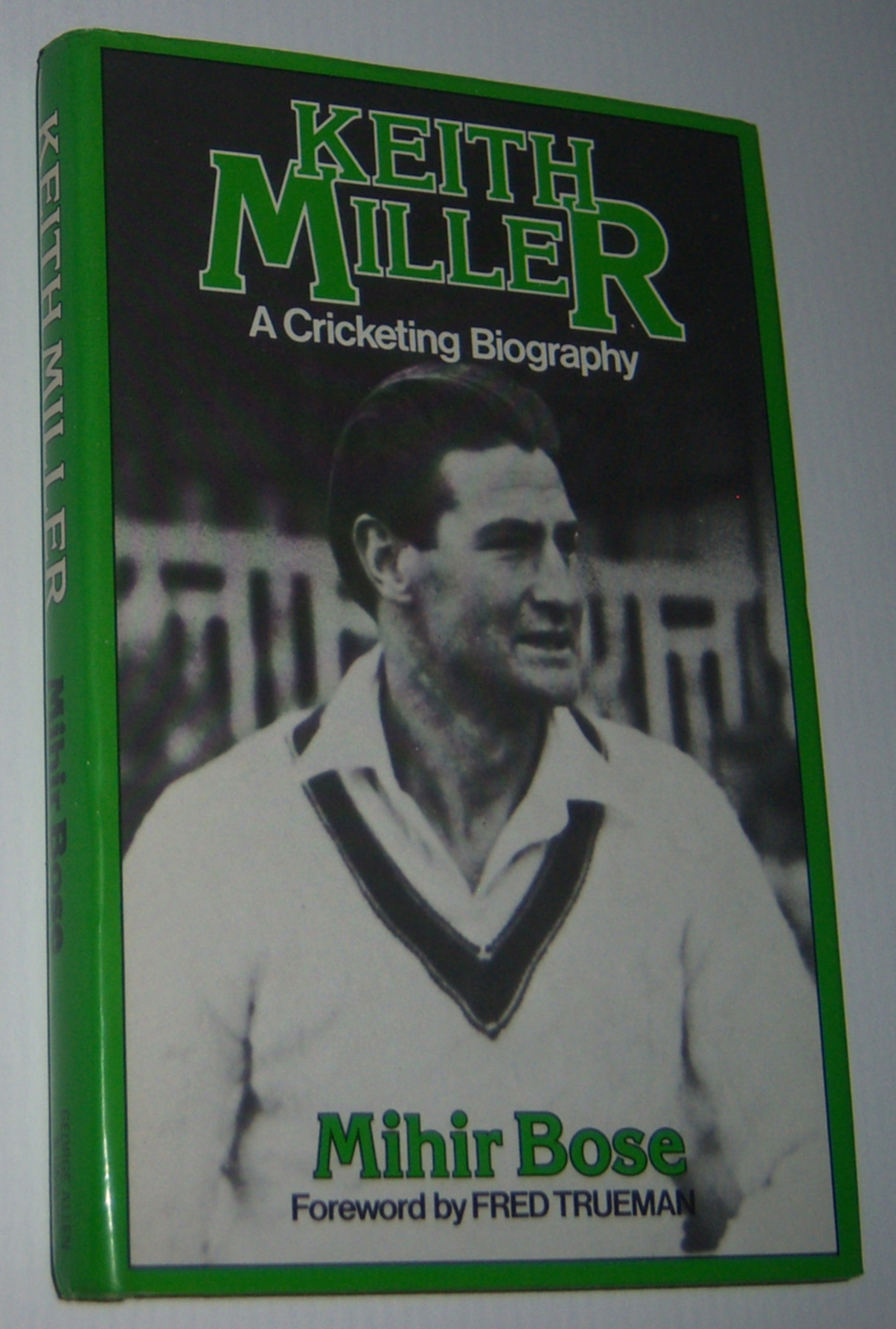 Image for KEITH MILLER: A Cricketing Biography