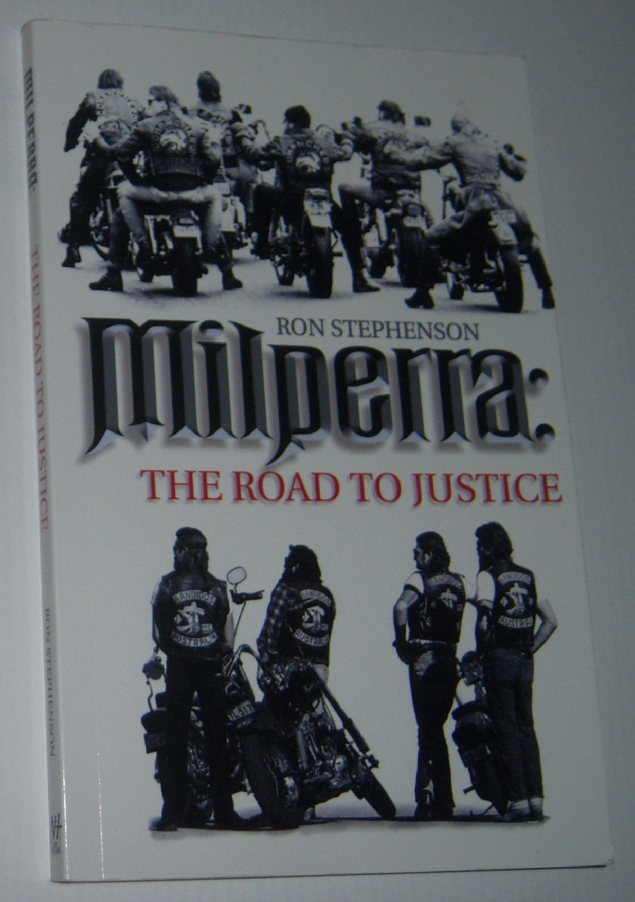 Image for MILPERRA: The Road to Justice
