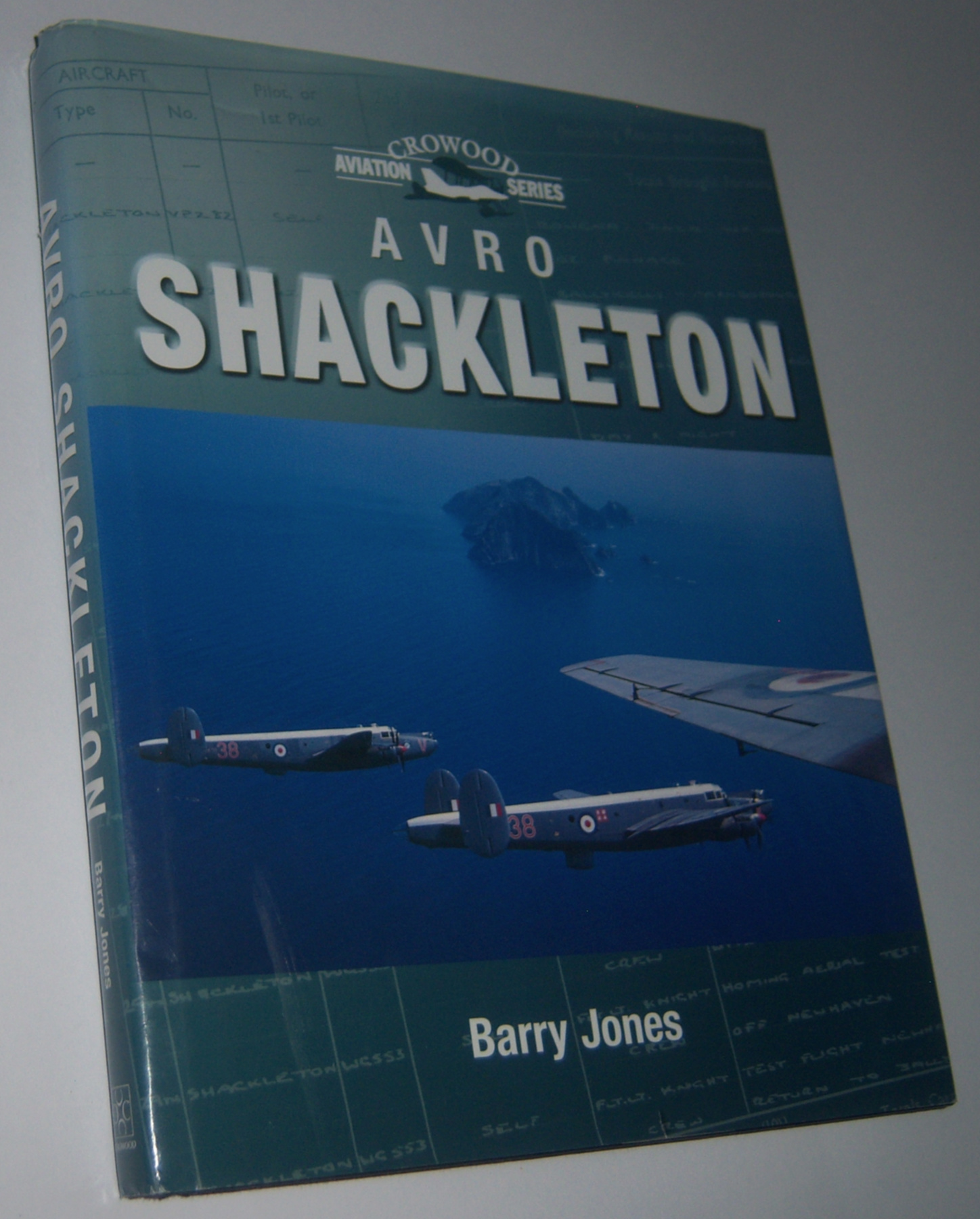 Image for AVRO SHACKLETON