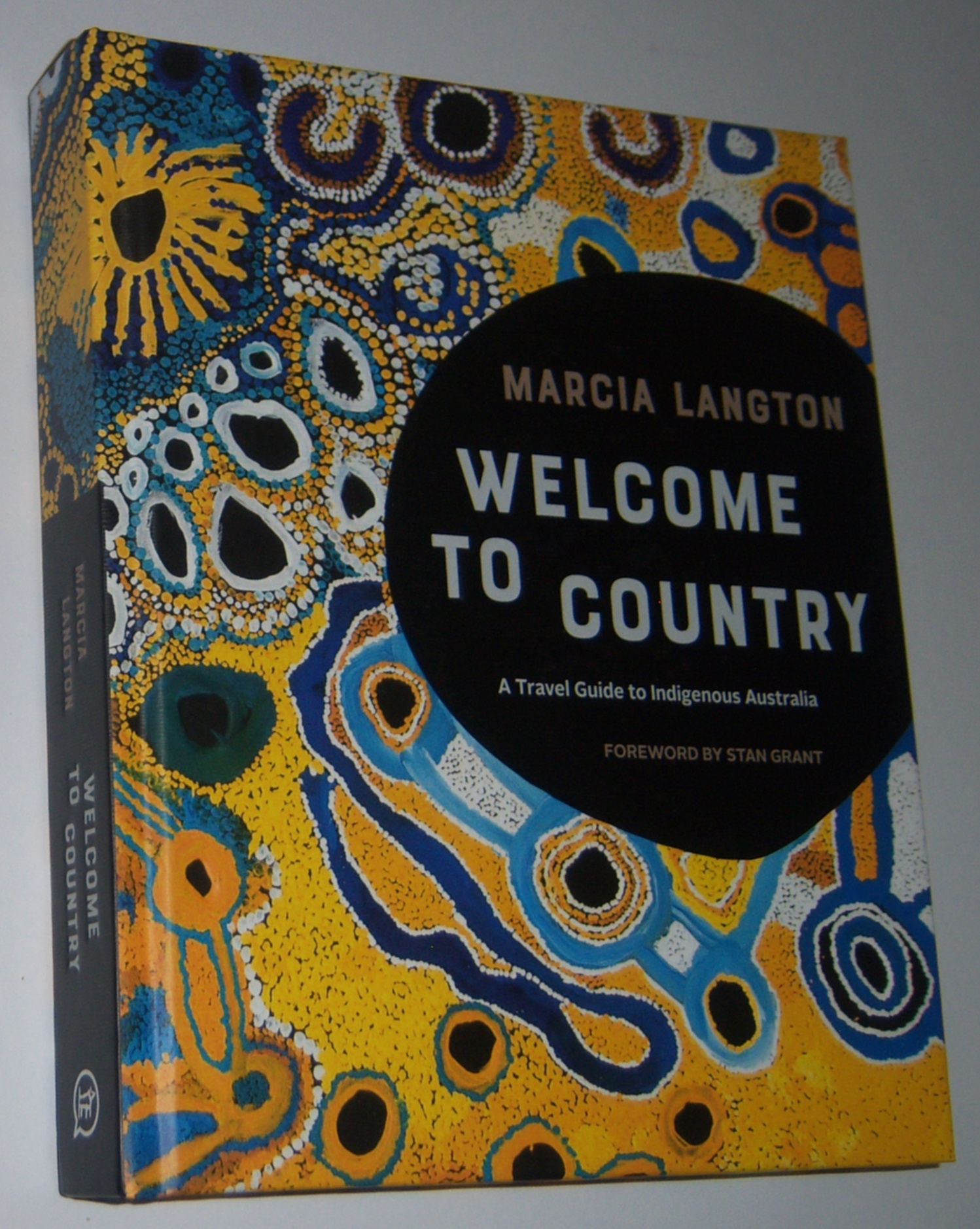 Image for WELCOME TO COUNTRY: A Travel Guide to Indigenous Australia