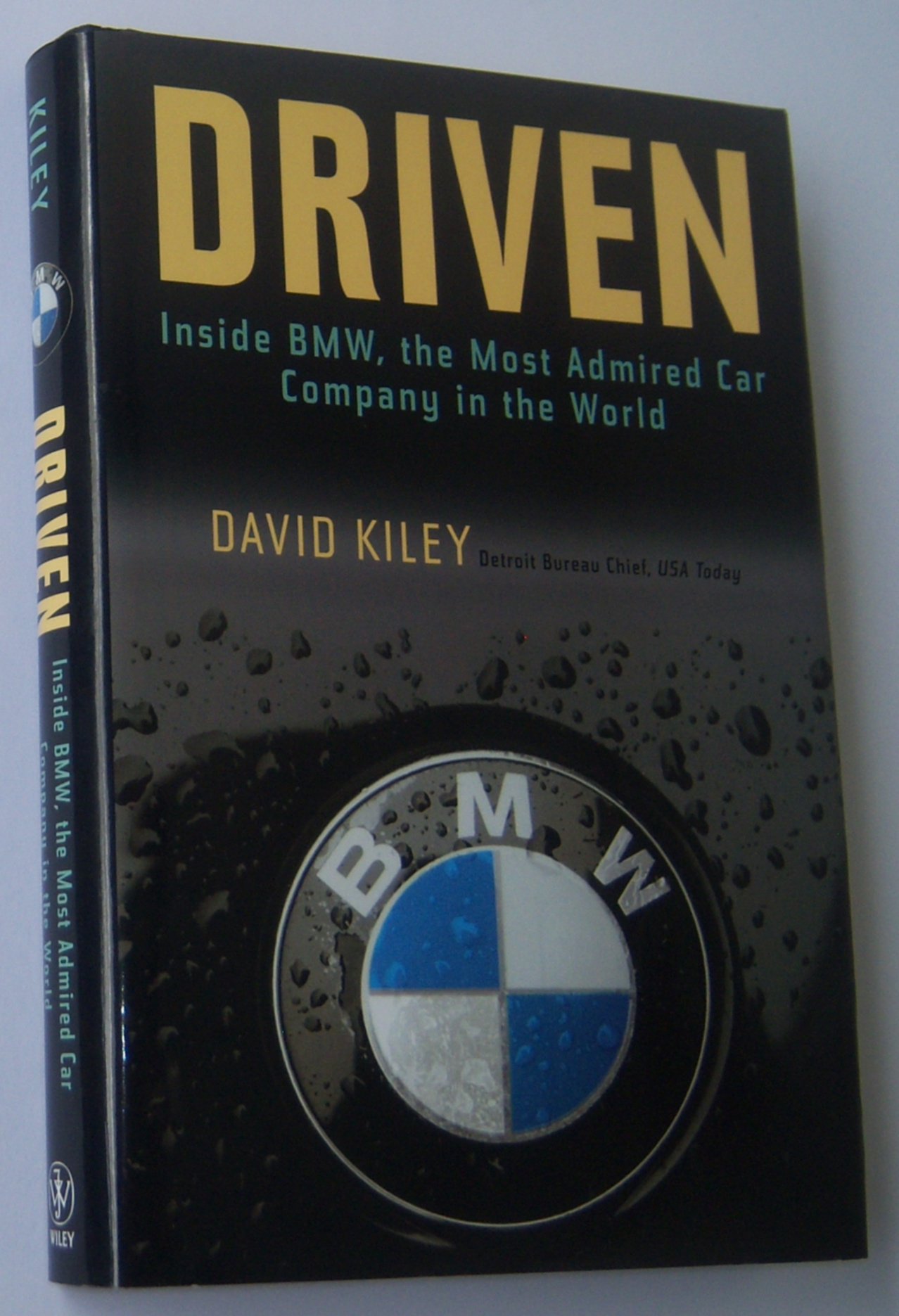 Image for DRIVEN: Inside BMW, the Most Admired Car Company in the World