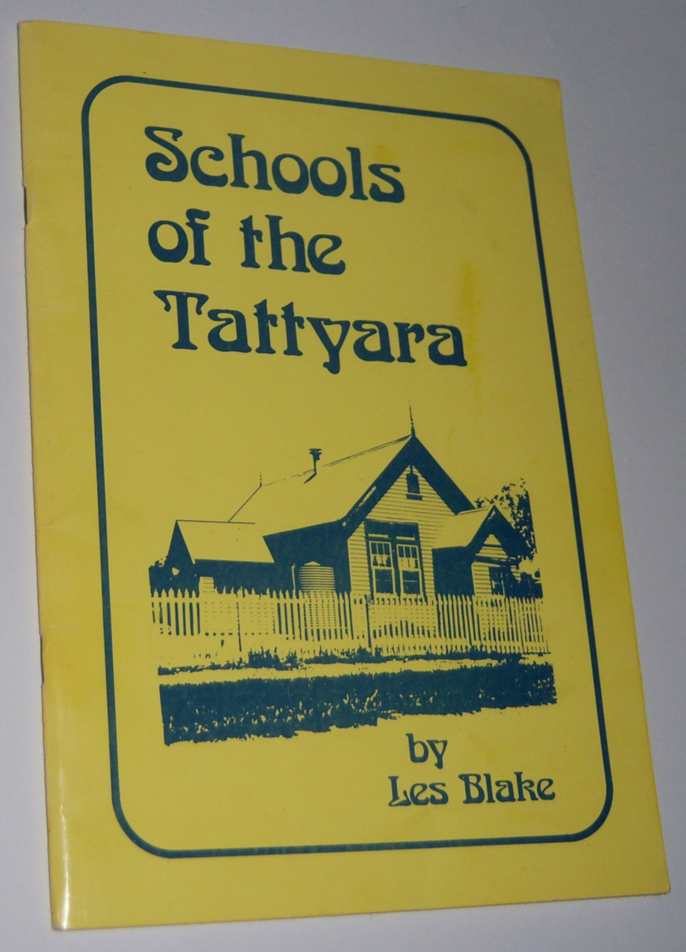 Image for SCHOOLS OF THE TATTYARA