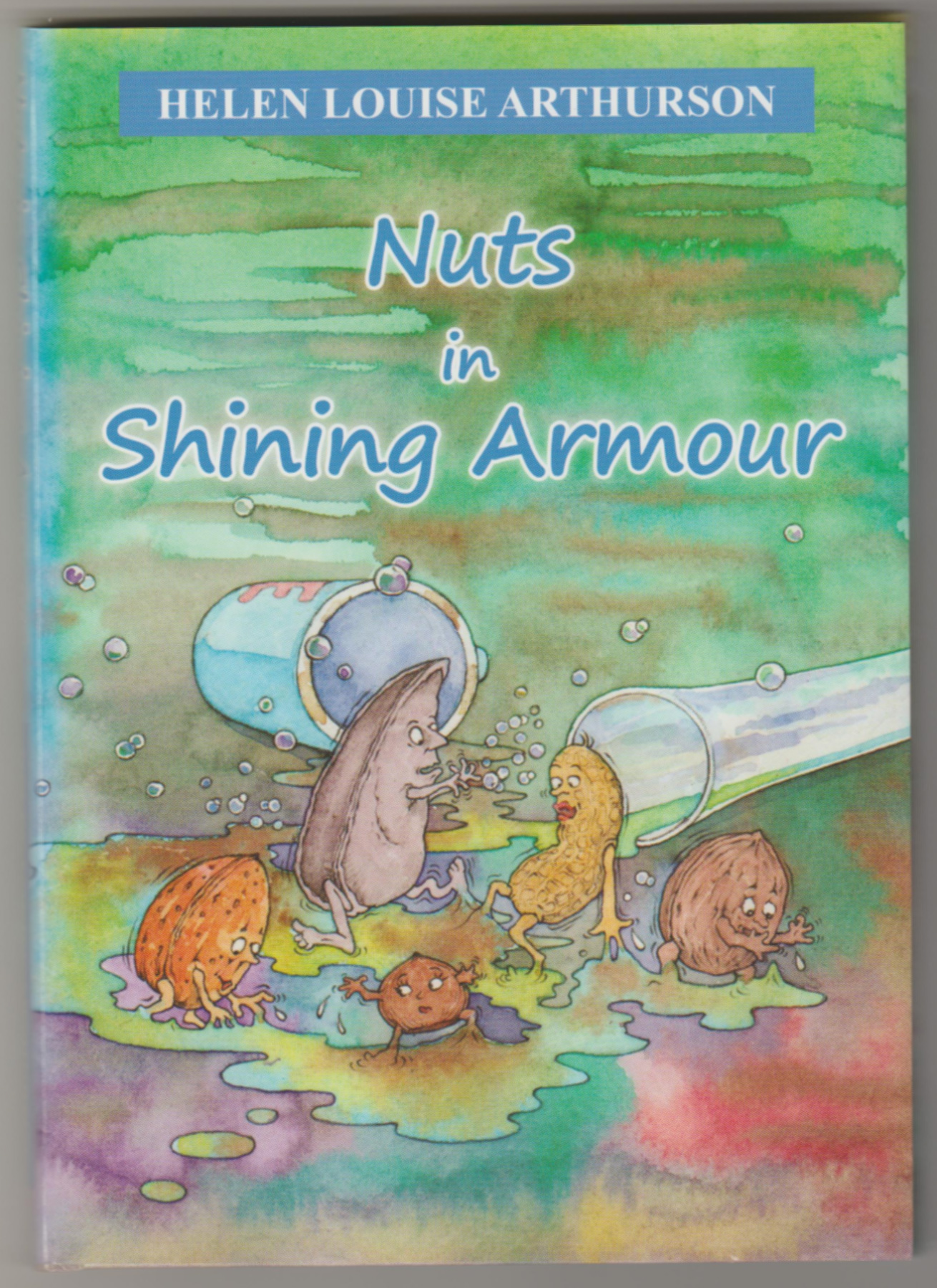 Image for NUTS IN SHINING ARMOUR