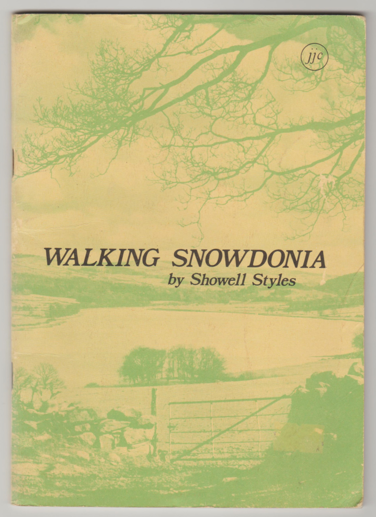 Image for WALKING SNOWDONIA
