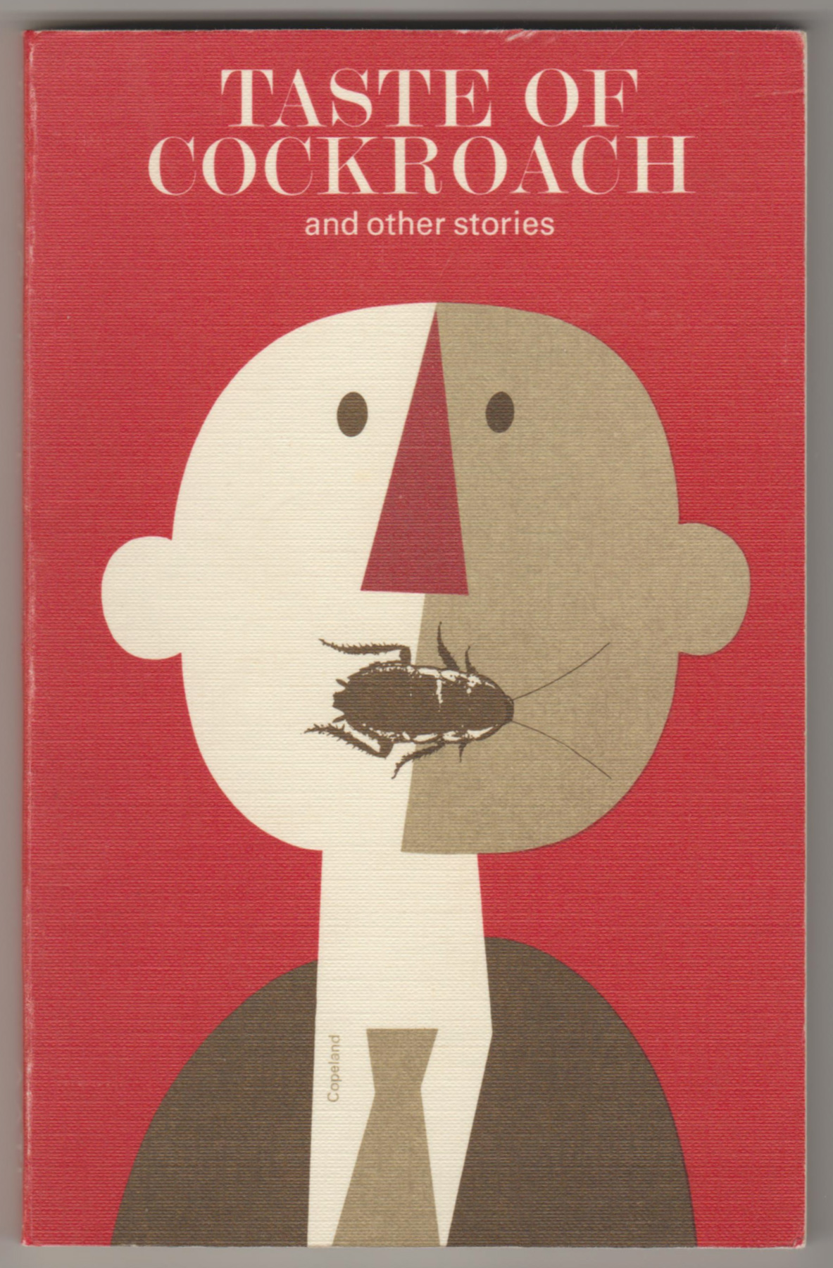 Image for TASTE OF COCKROACH and Other Stories