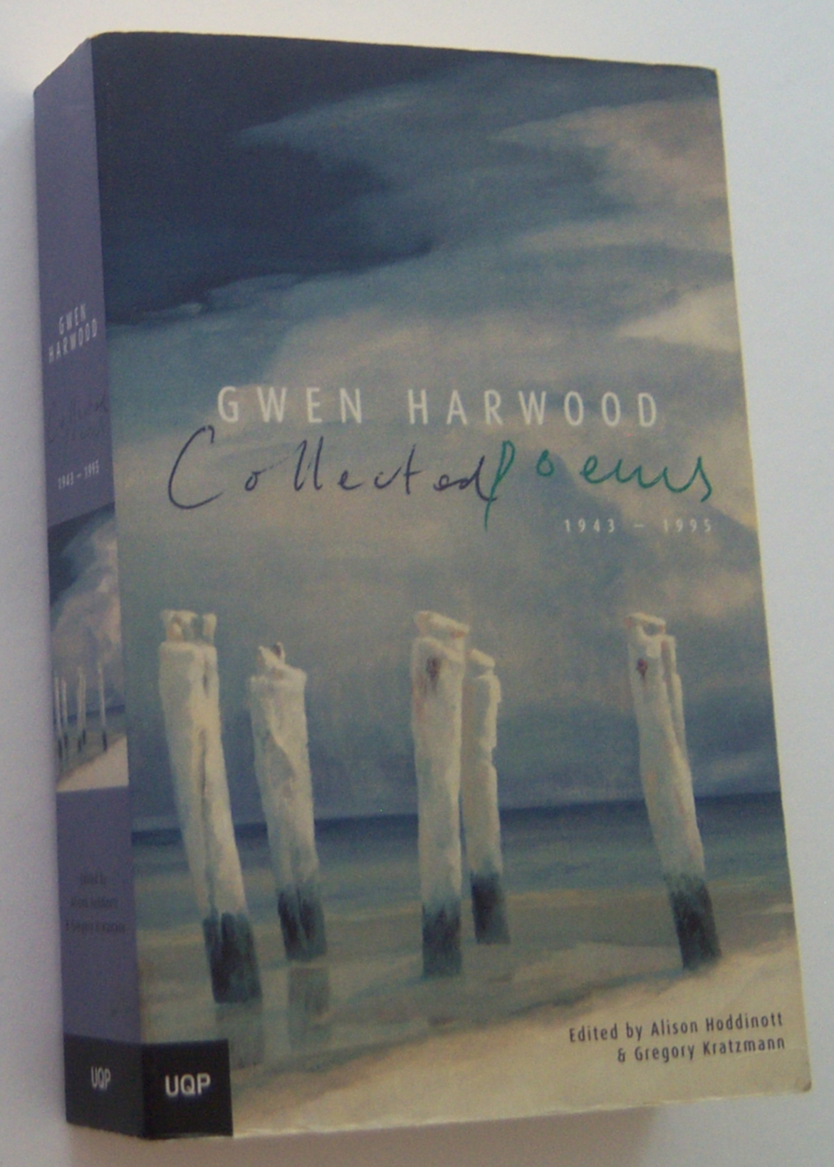 Image for GWEN HARWOOD COLLECTED POEMS 1943-1995