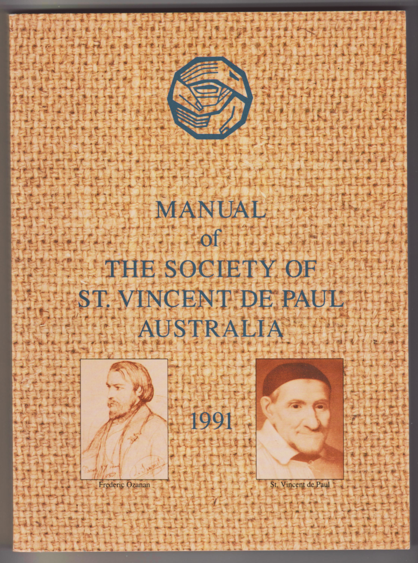 Image for MANUAL OF THE SOCIETY OF ST. VINCENT DE PAUL, AUSTRALIA