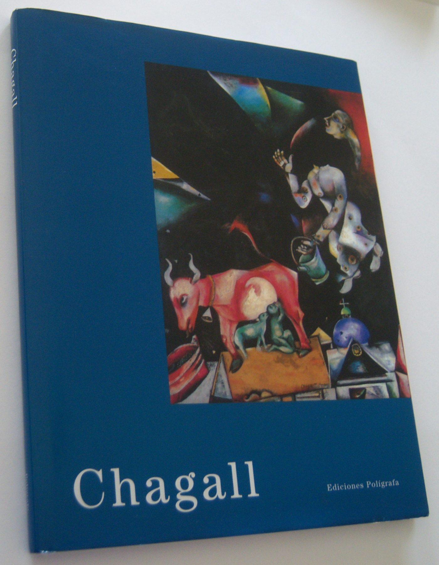 Image for MARC CHAGALL (English Text)