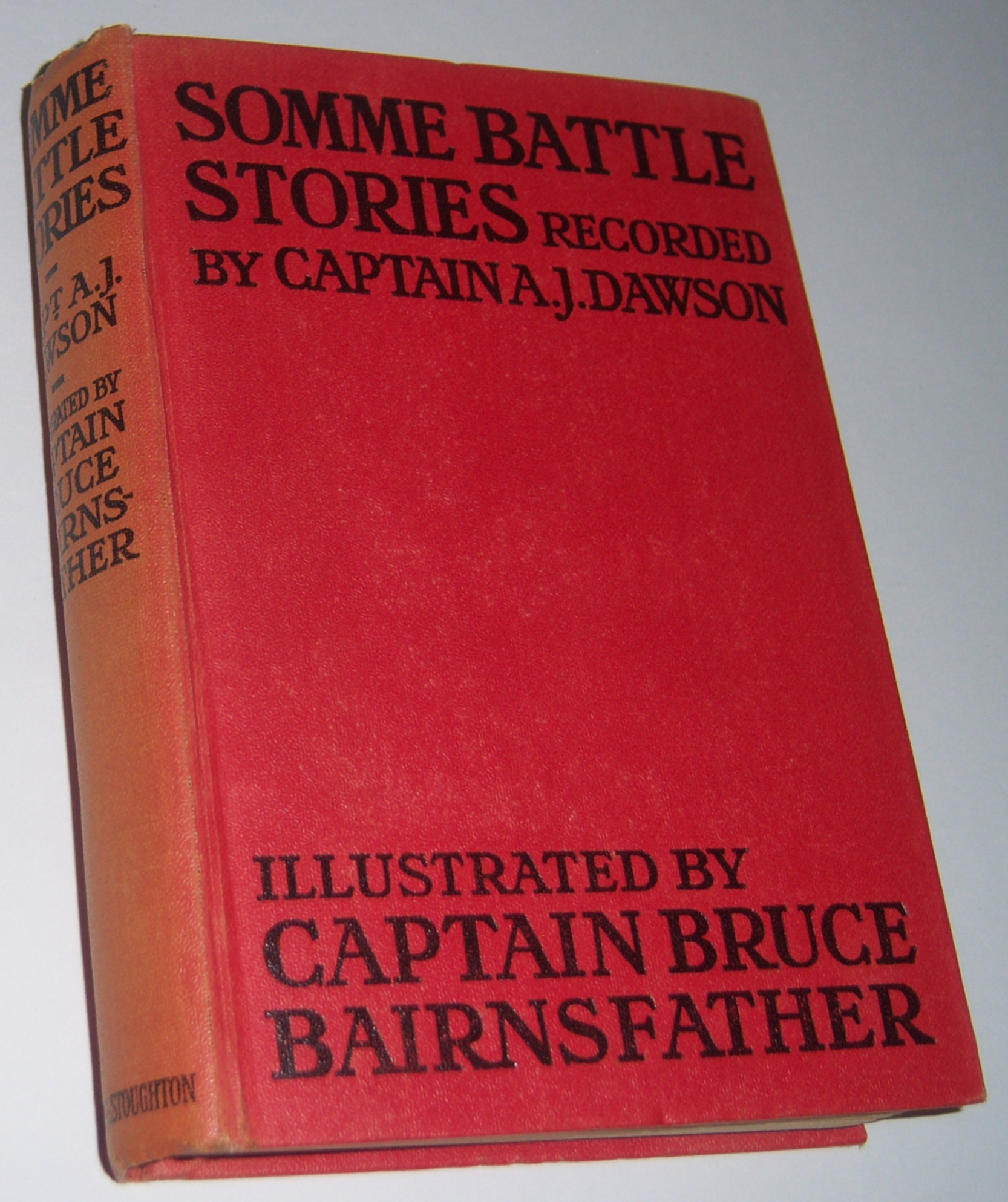 Image for SOMME BATTLE STORIES