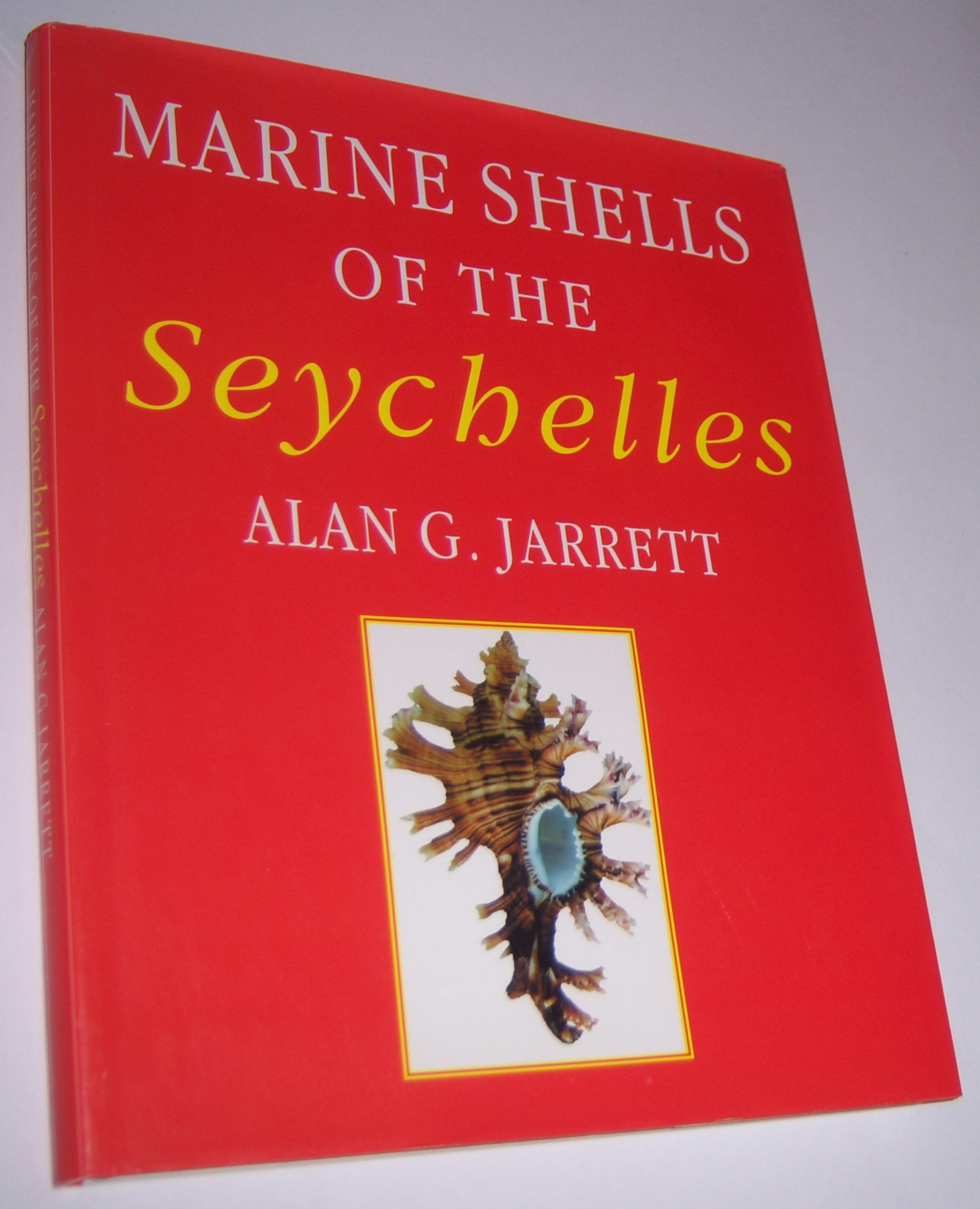 Image for MARINE SHELLS OF THE SEYCHELLES