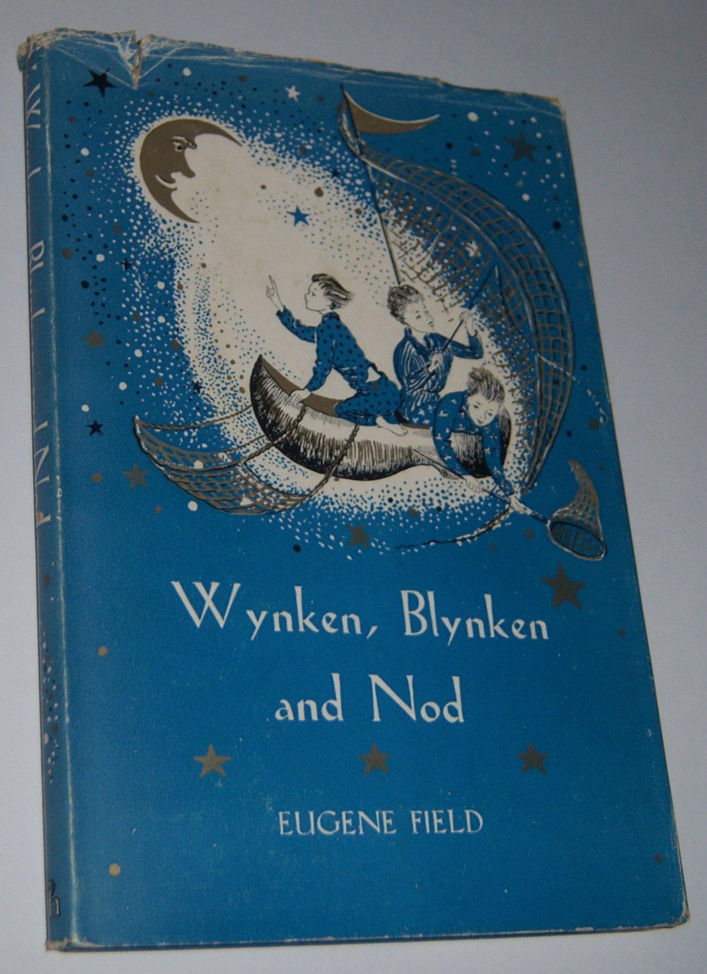 Image for WYNKEN, BLYNKEN AND NOD