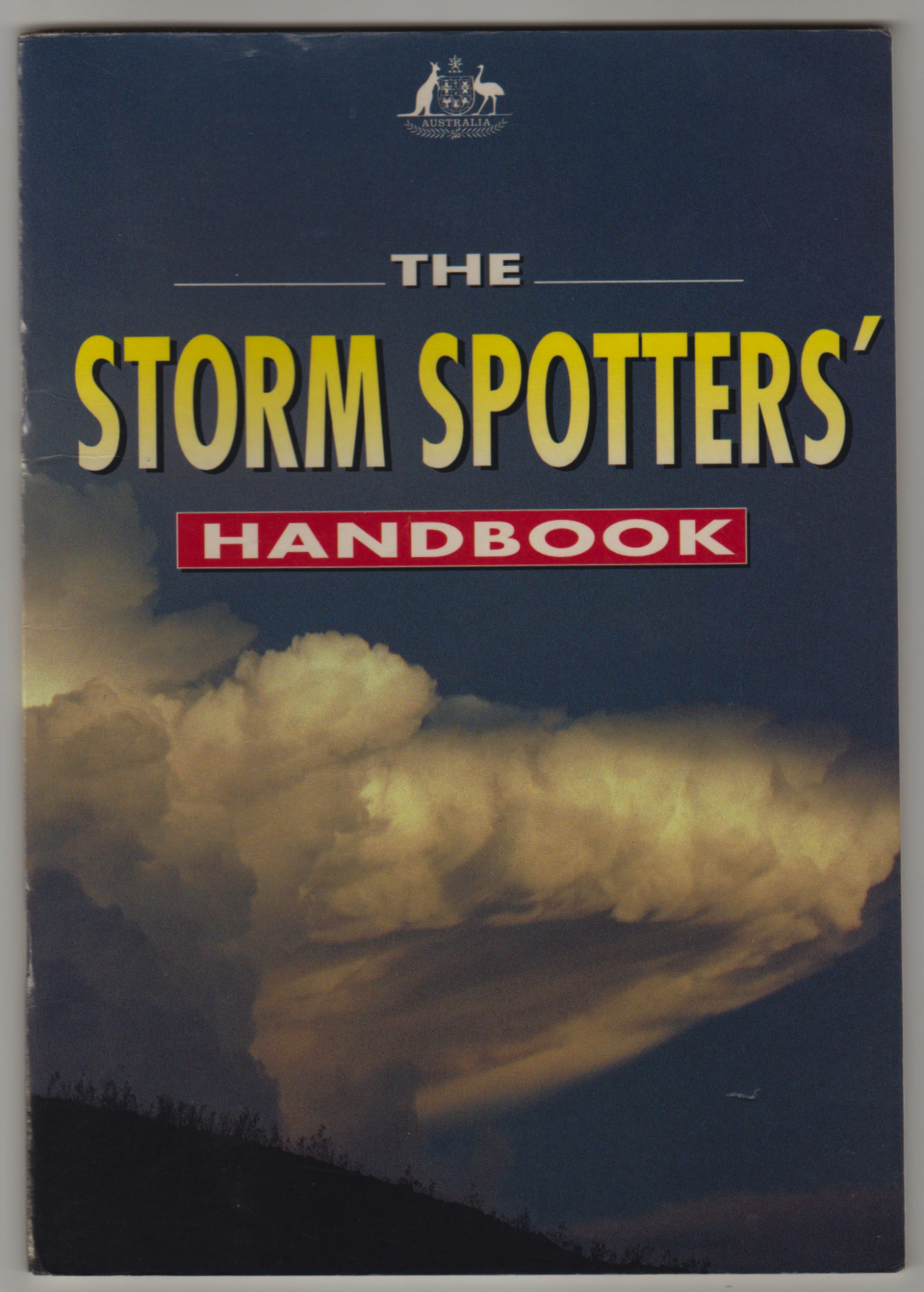 Image for THE STORM SPOTTERS' HANDBOOK