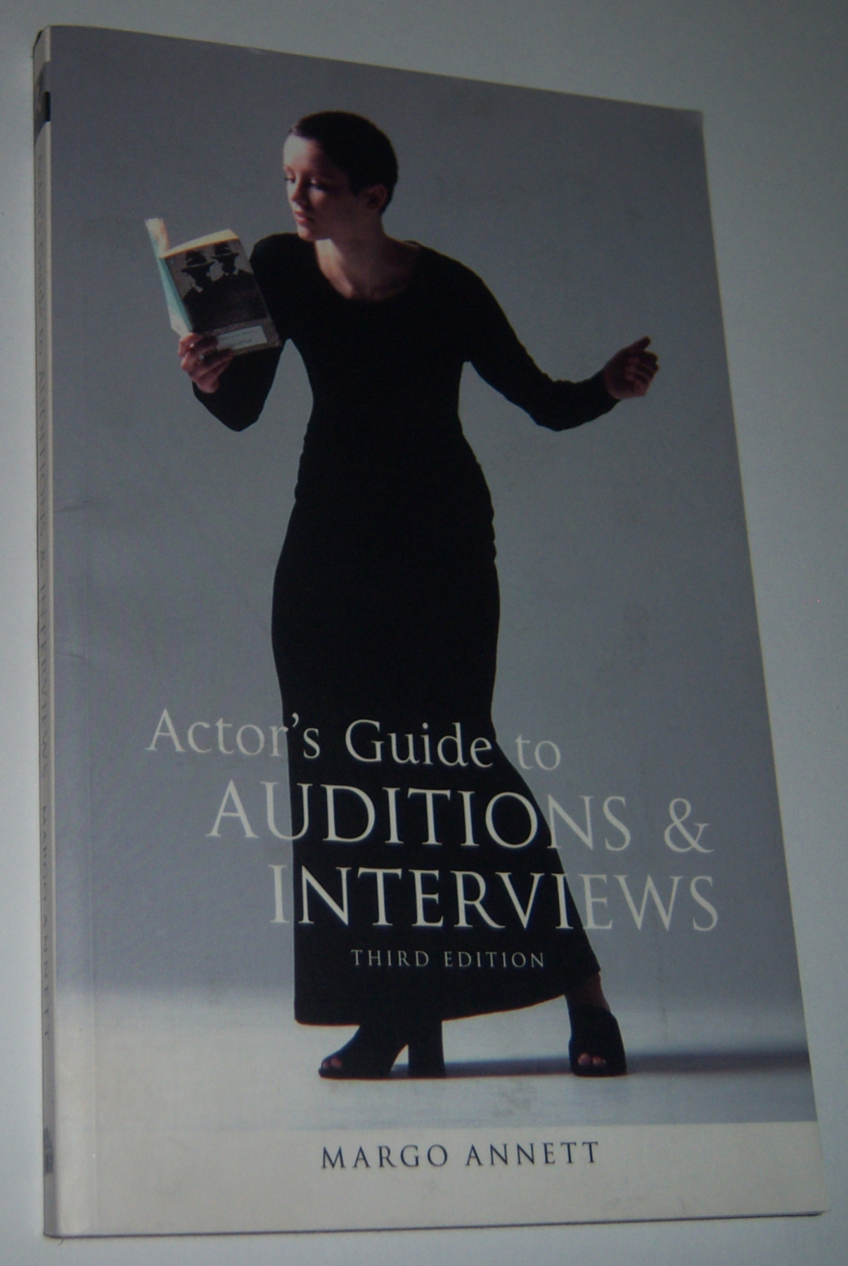 Image for ACTOR'S GUIDE TO AUDITIONS AND INTERVIEWS (Third Edition )