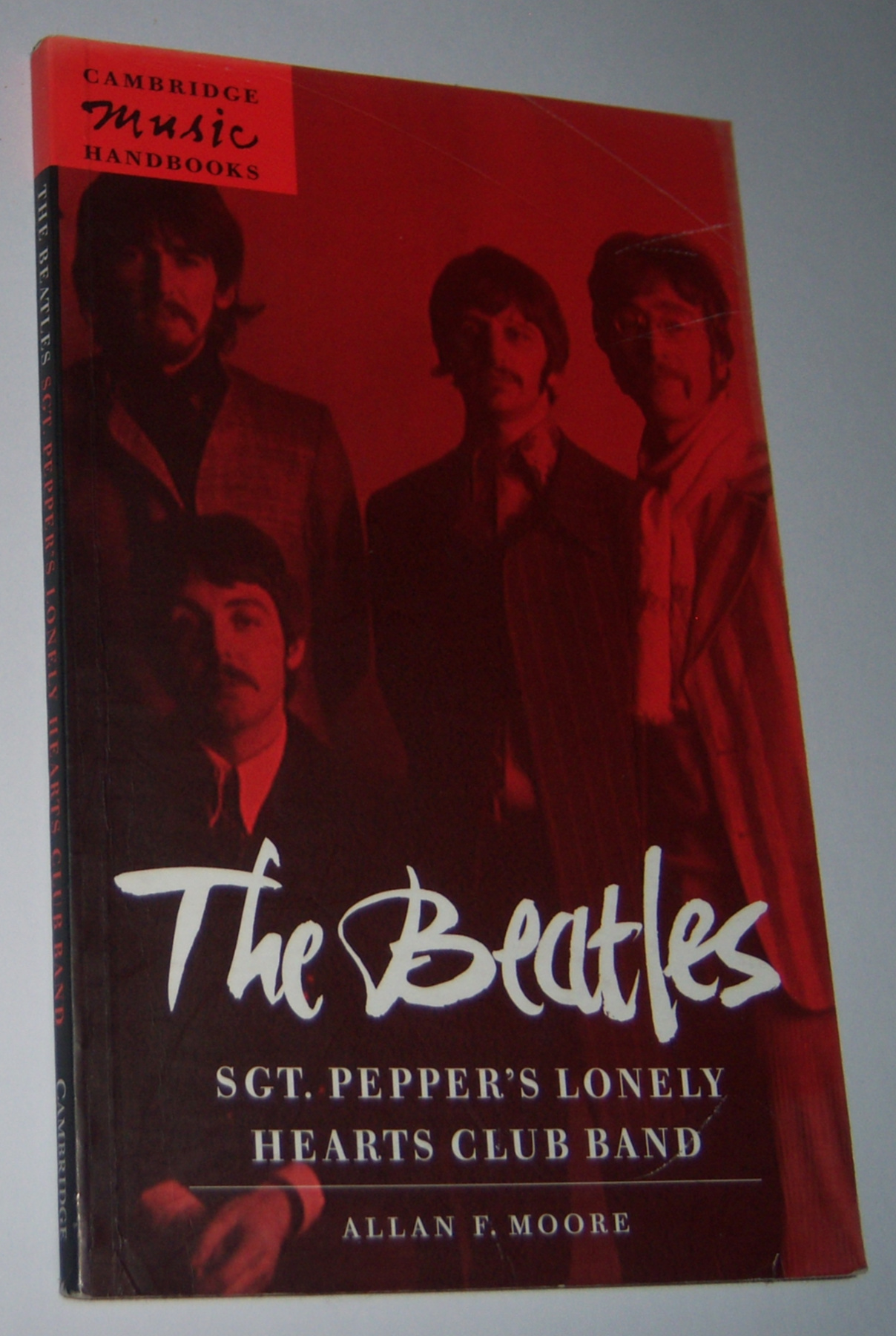 Image for THE BEATLES: Sgt. Pepper's Lonely Hearts Club Band
