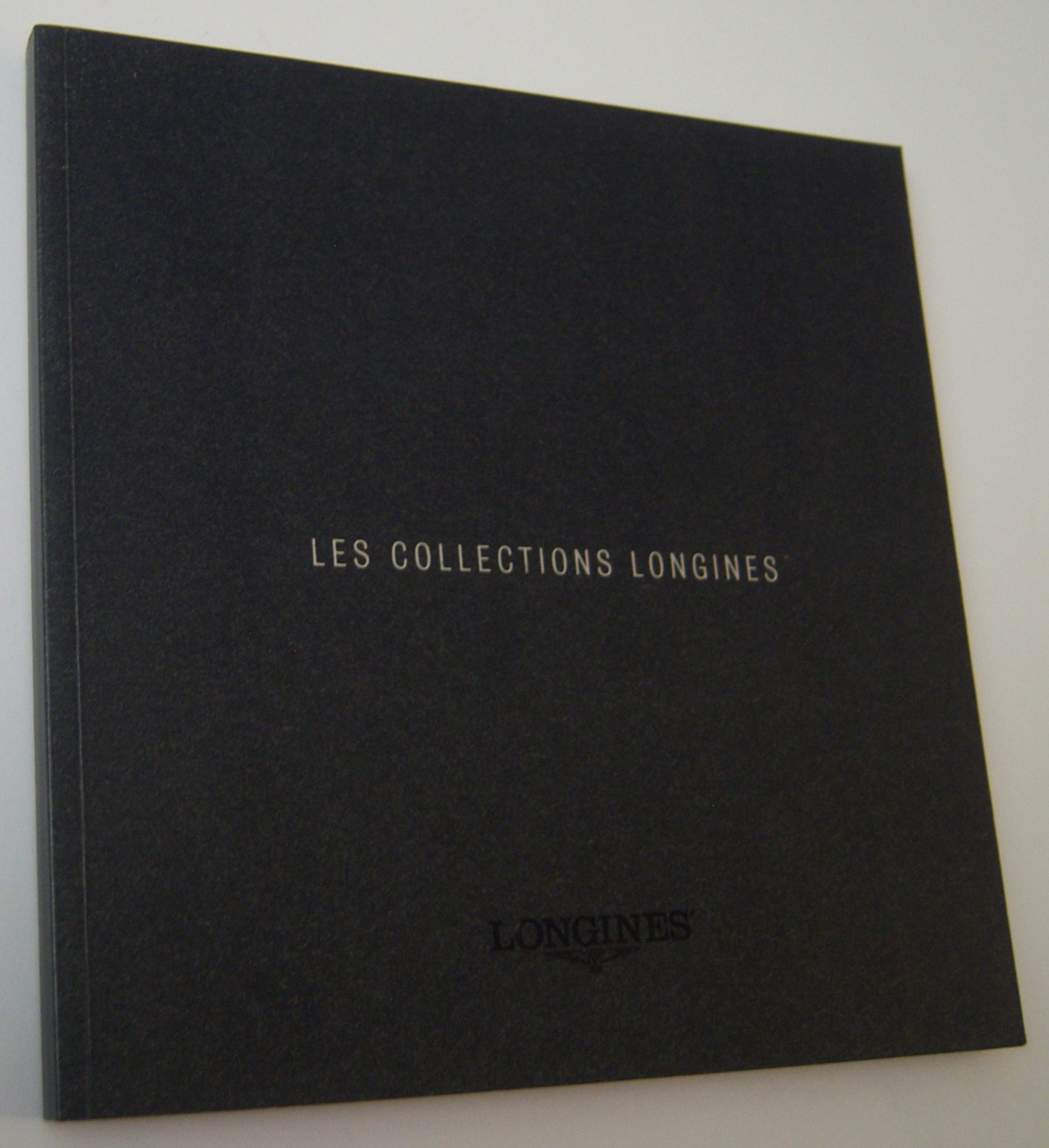 Image for LES COLLECTIONS LONGINES (2011)  English Edition