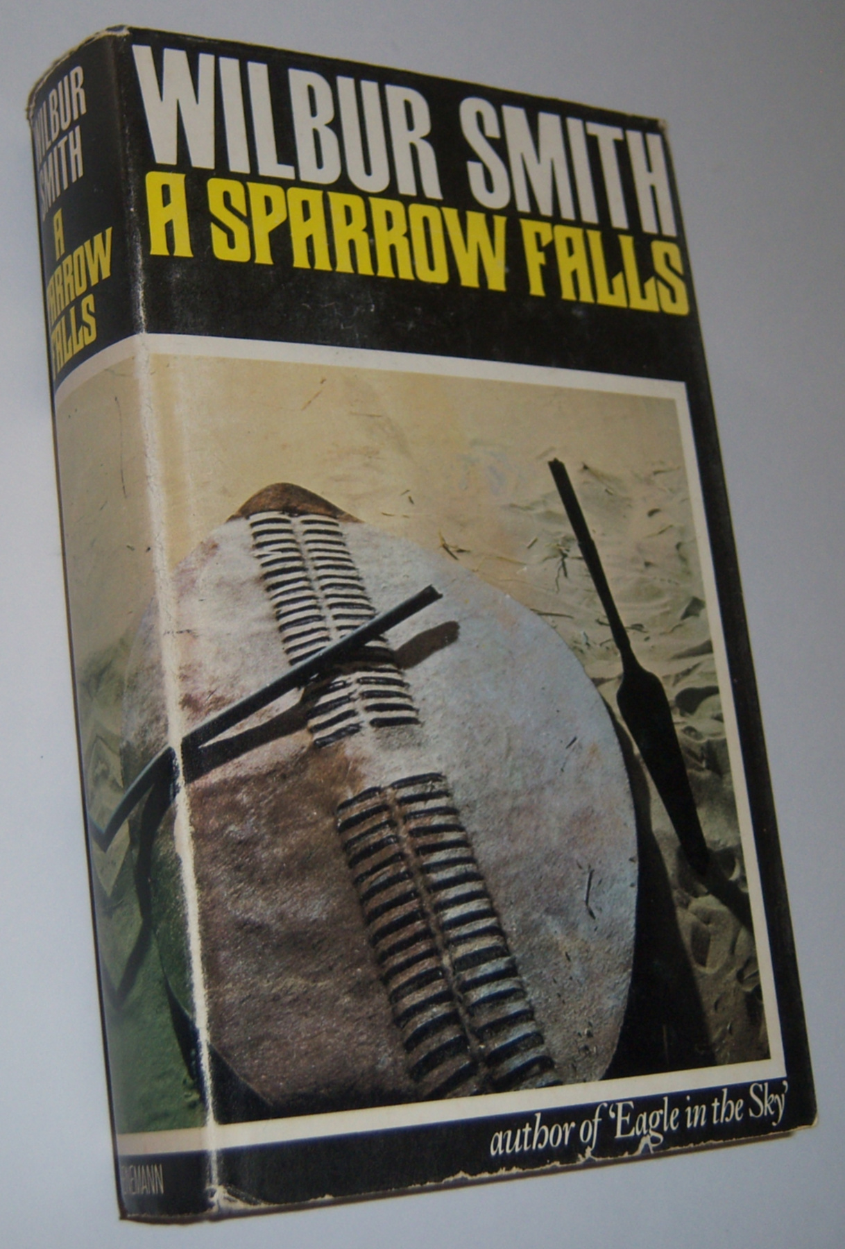 Image for A SPARROW FALLS
