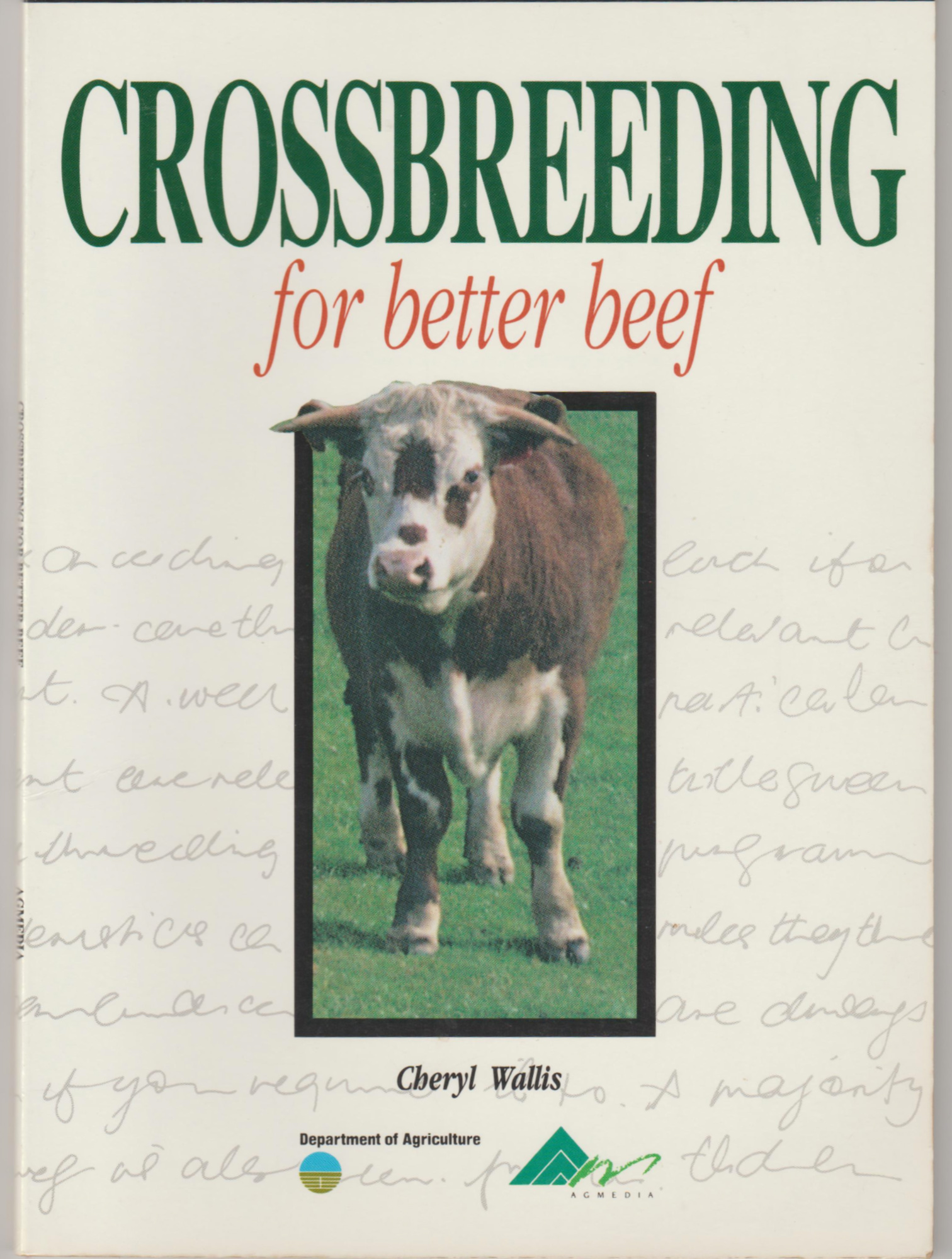 Image for CROSSBREEDING FOR BETTER BEEF