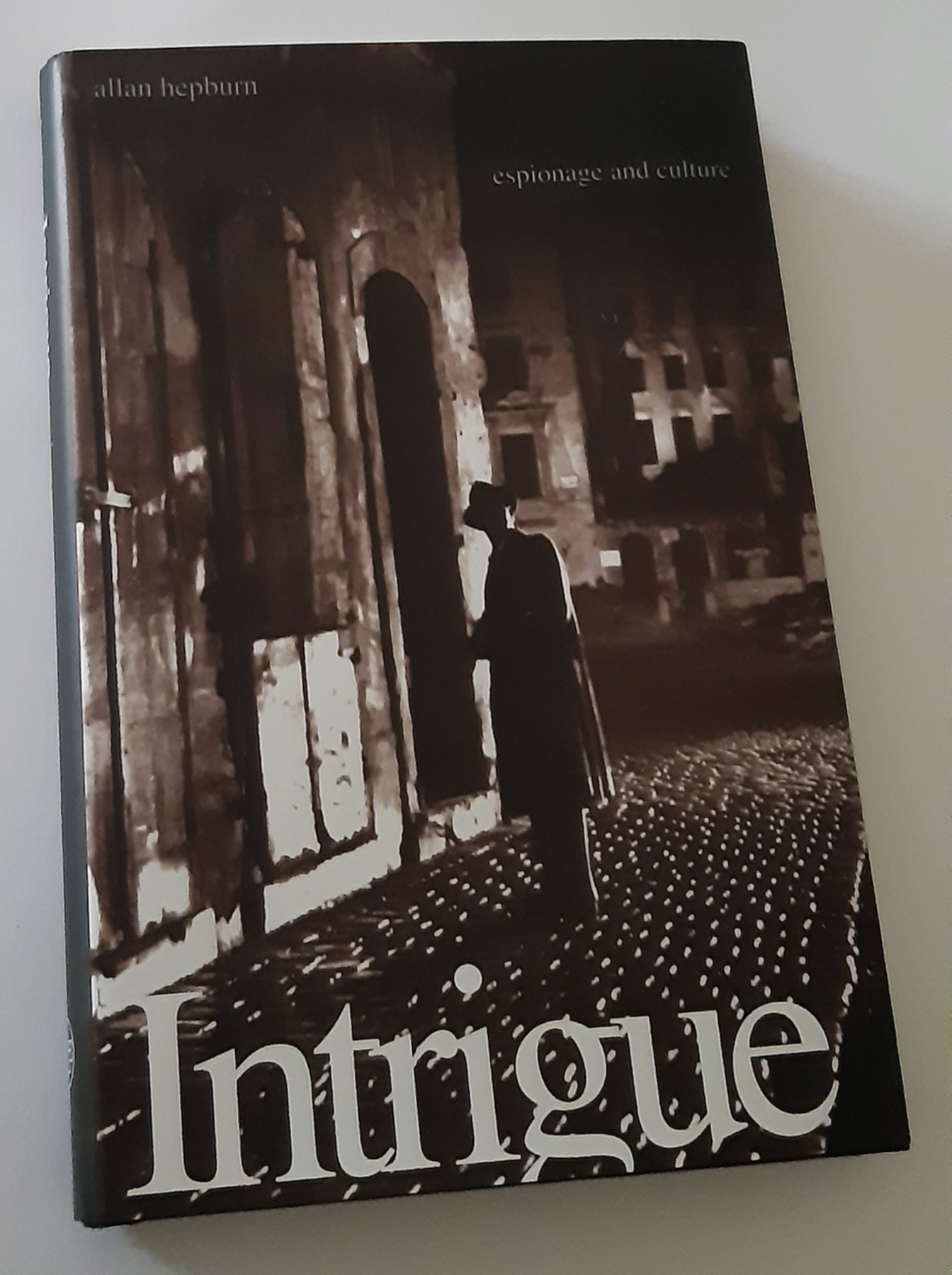 Image for INTRIGUE: Espionage and Culture