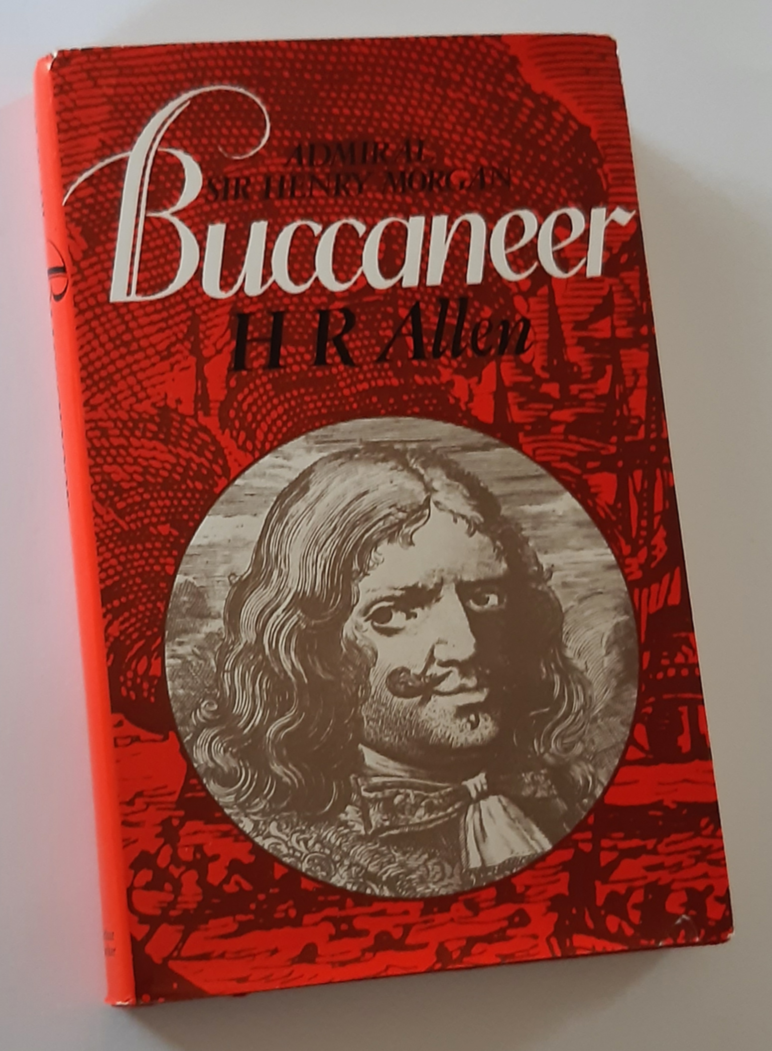 Image for BUCCANEER: Admiral Sir Henry Morgan