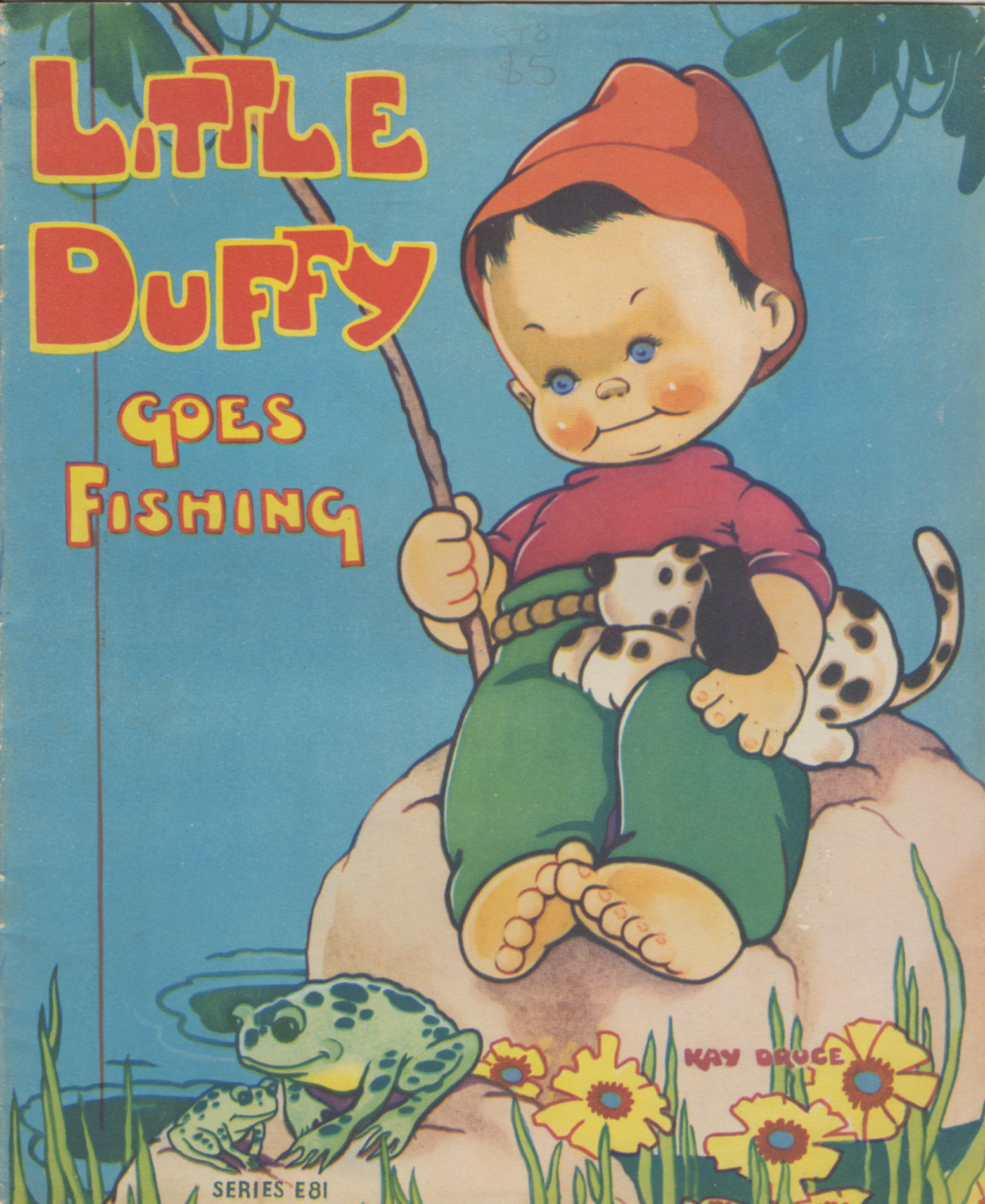 Image for LITTLE DUFFY GOES FISHING