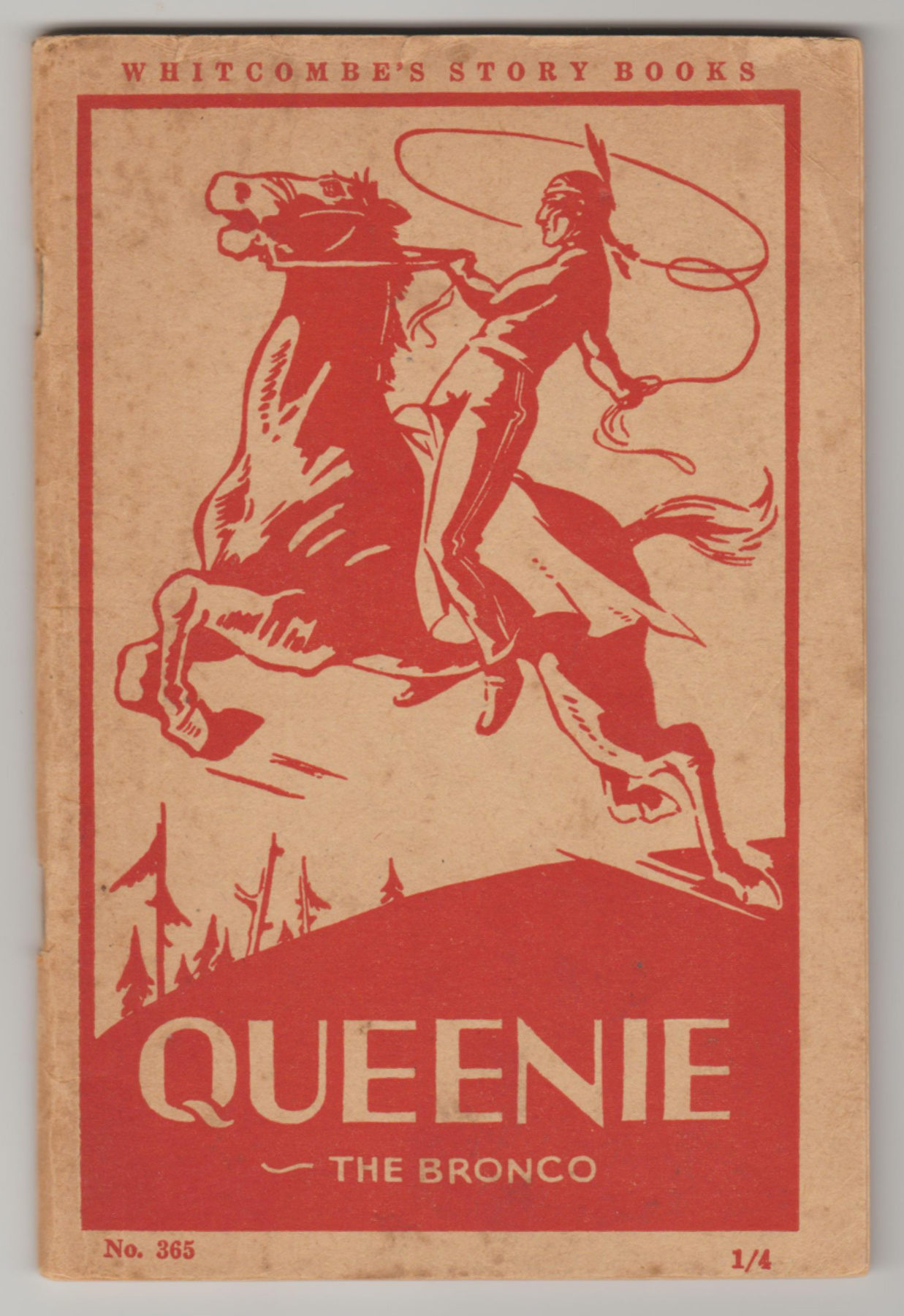 Image for QUEENIE THE BRONCO