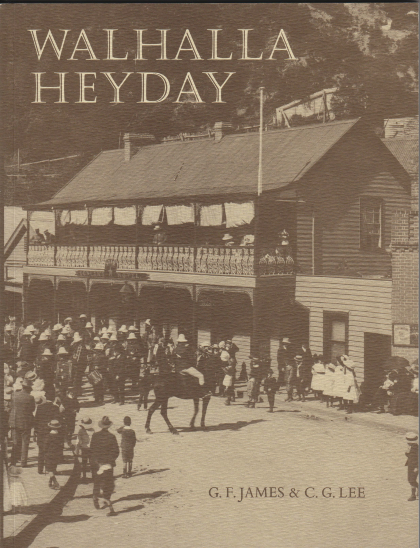 Image for WALHALLA HEYDAY