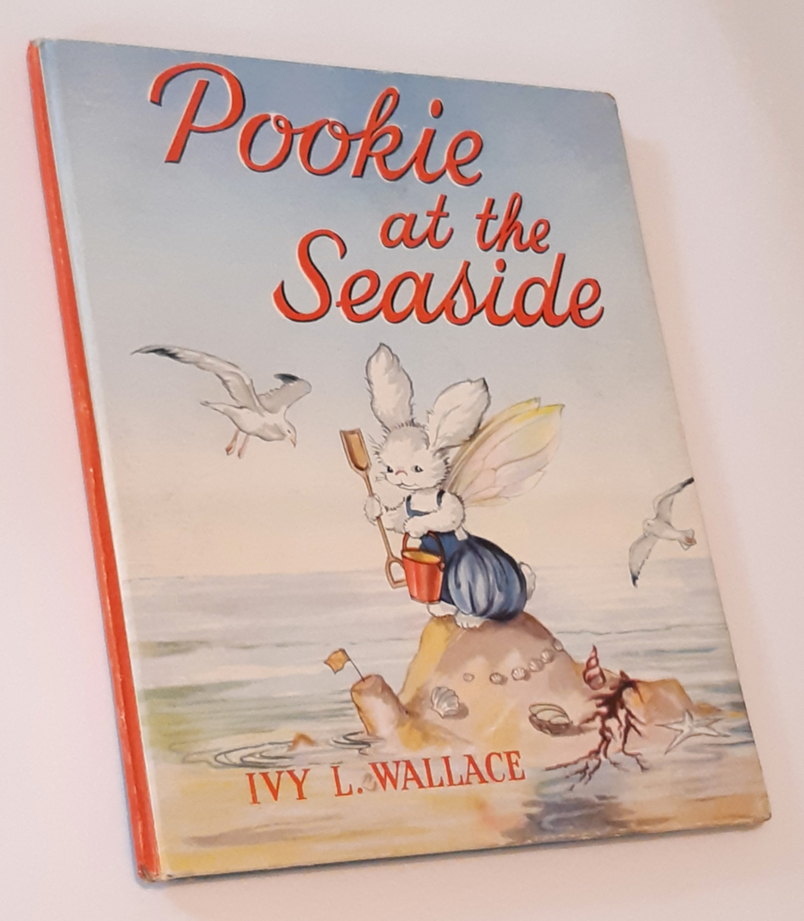 Image for POOKIE AT THE SEASIDE