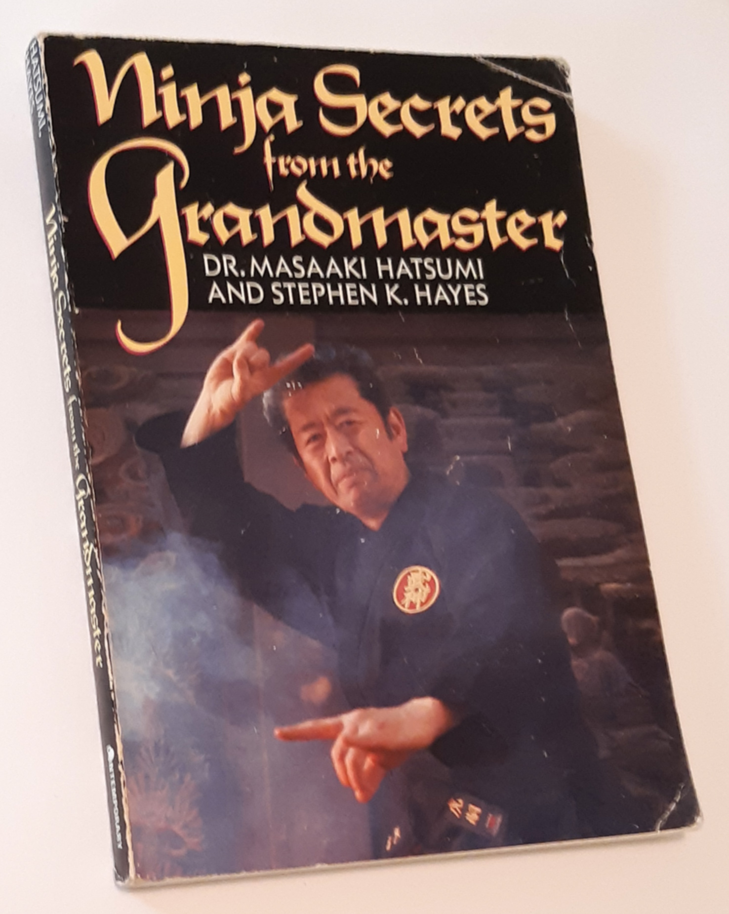Image for NINJA SECRETS FROM THE GRANDMASTER
