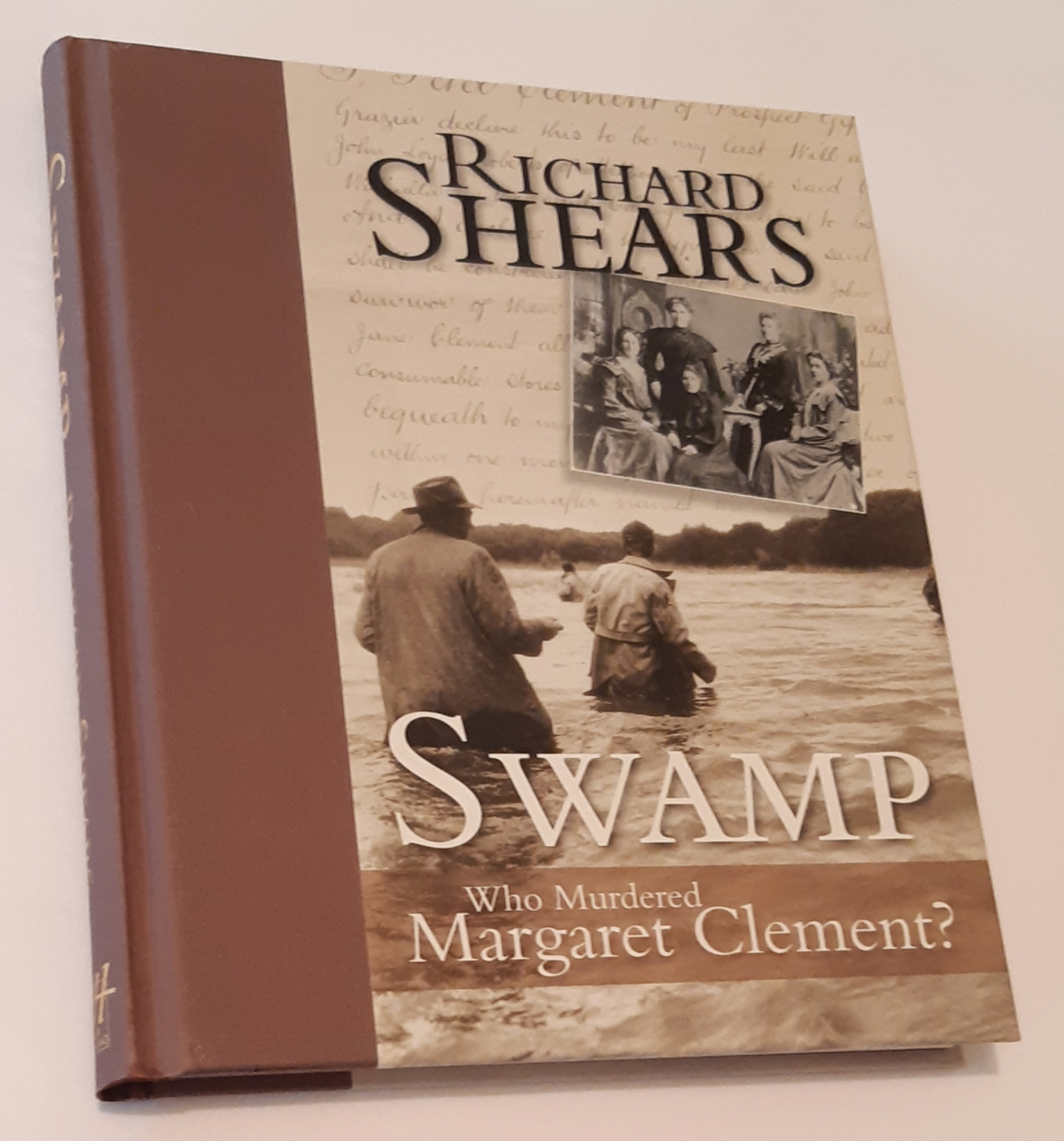 Image for SWAMP: Who Murdered Margaret Clement?